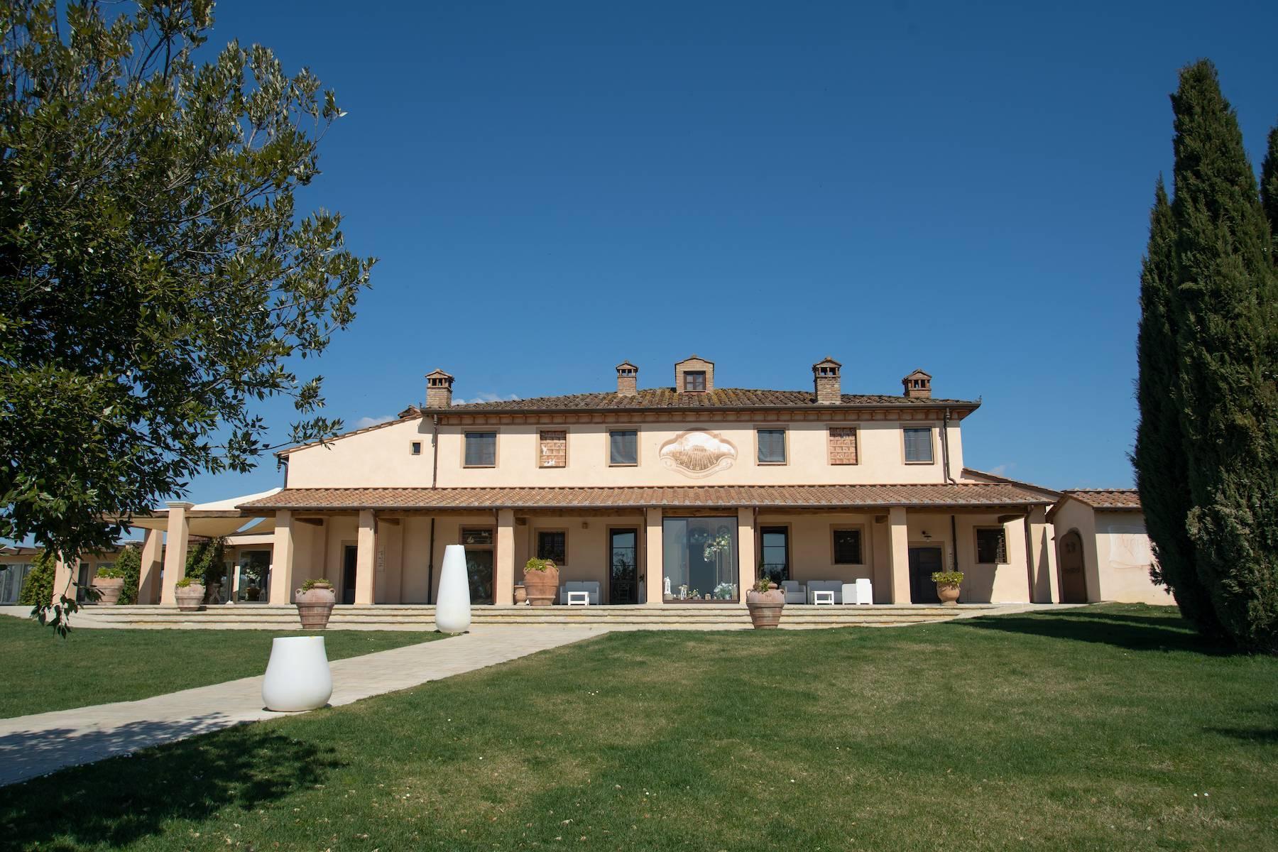 Wunderschönes Anwesen mit 202 Hektar Land im Herzen der Toskana - 11