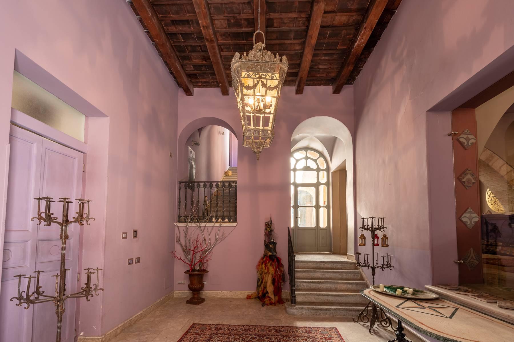 Palazzo Torralta del XVI secolo, nel cuore del centro storico di Salemi - 4