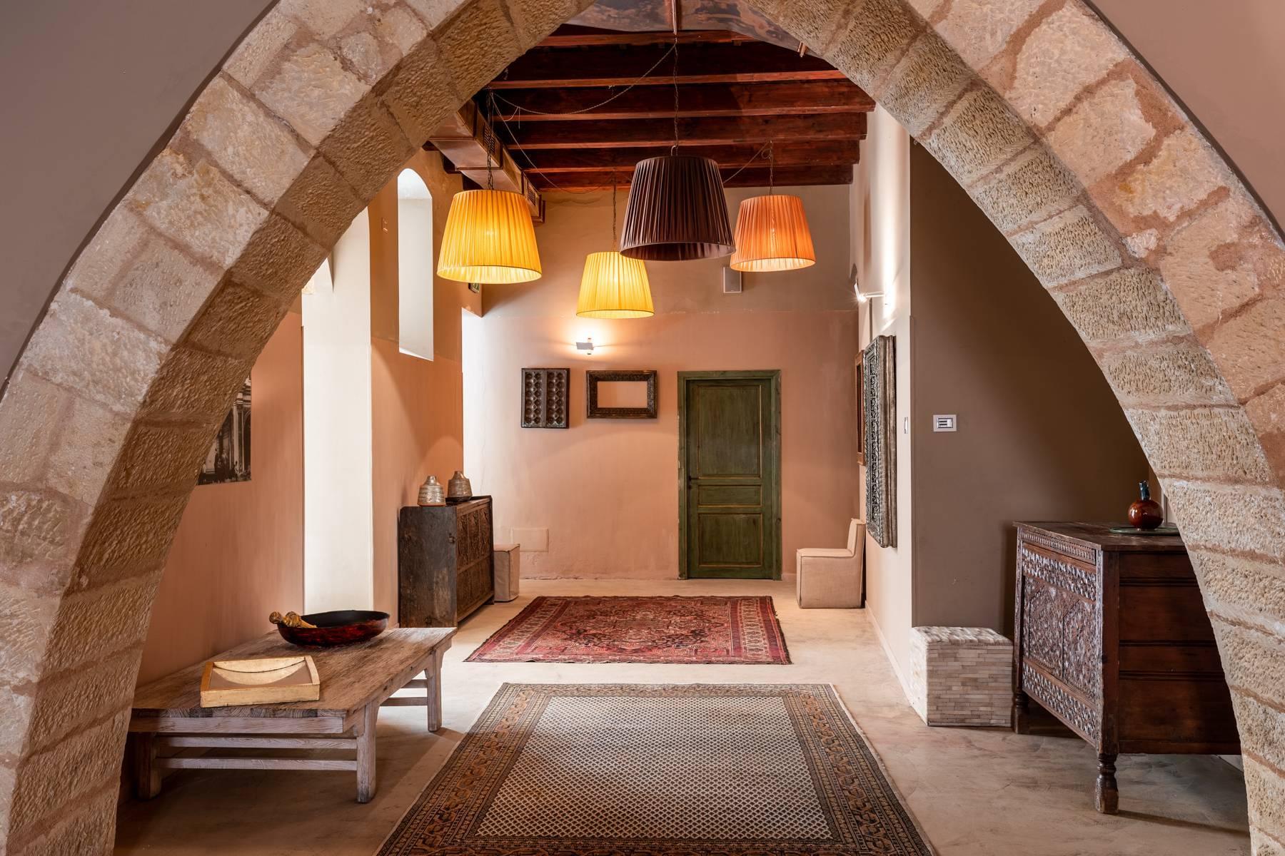 Palazzo Torralta del XVI secolo, nel cuore del centro storico di Salemi - 33