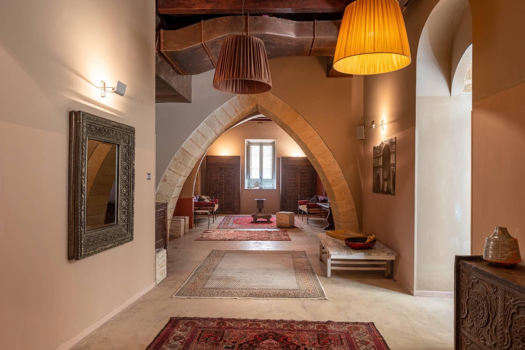 Palazzo Torralta del XVI secolo, nel cuore del centro storico di Salemi - 17