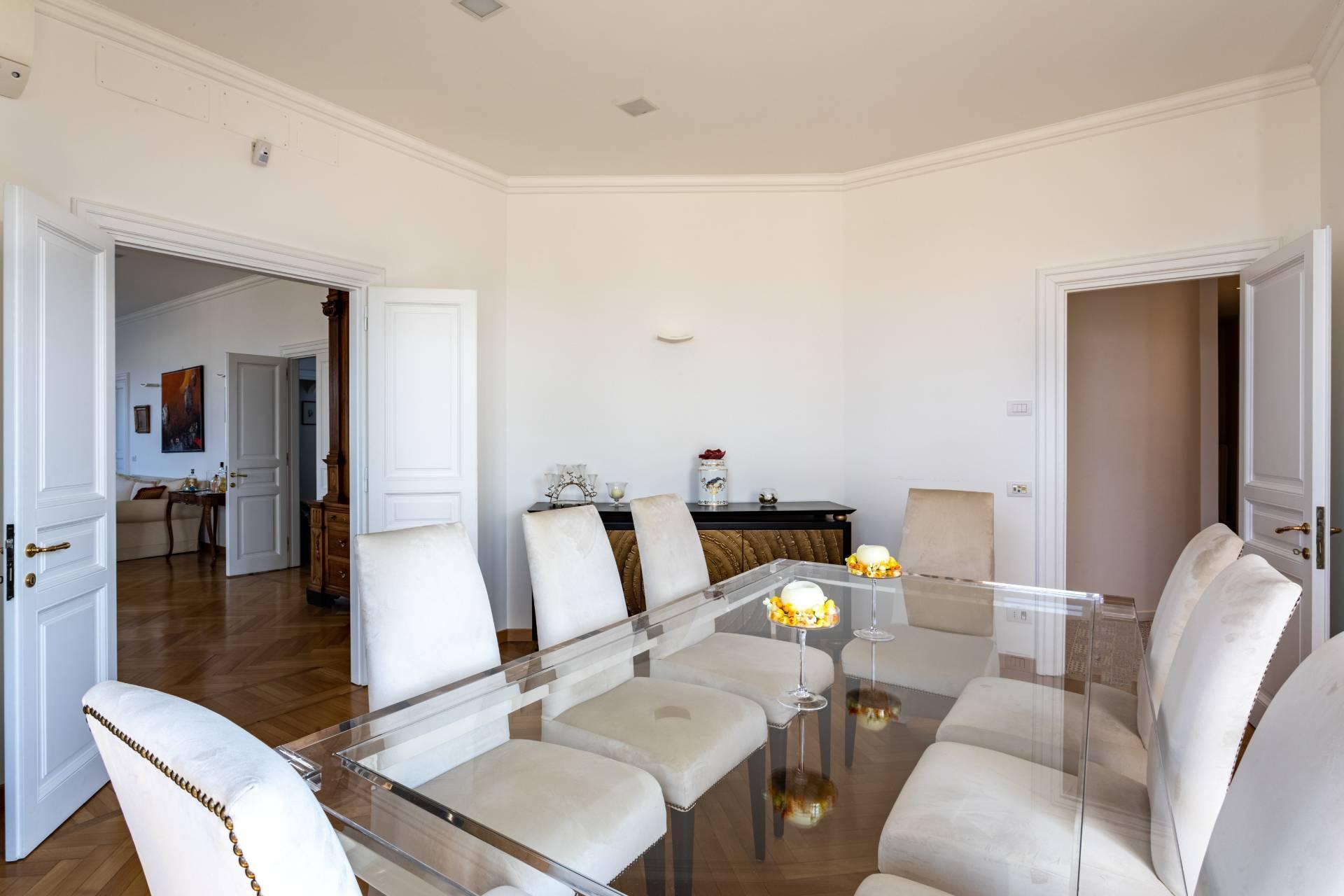 Elegante Penthouse im Stadtzentrum Roms - 4