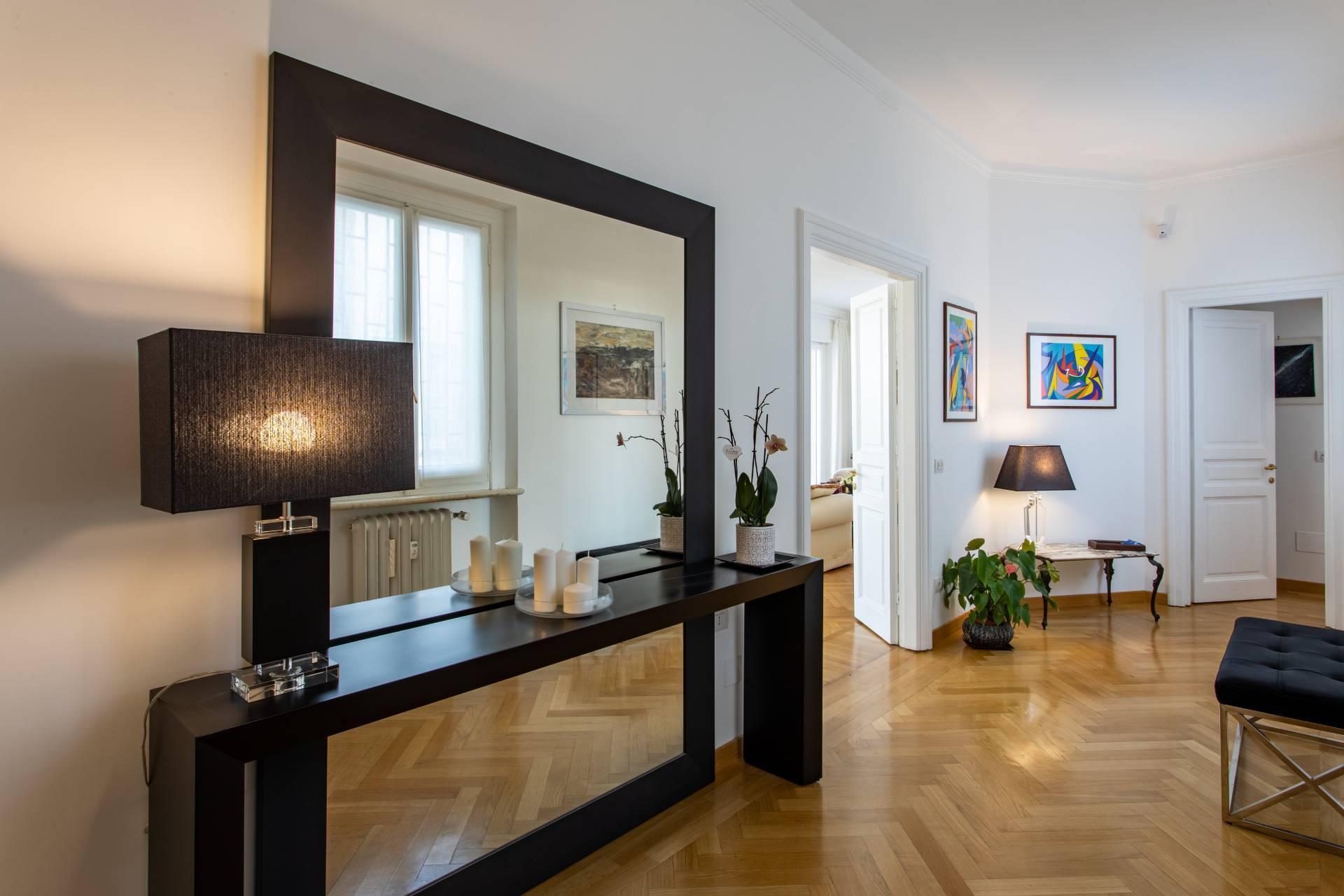 Elegante Penthouse im Stadtzentrum Roms - 7