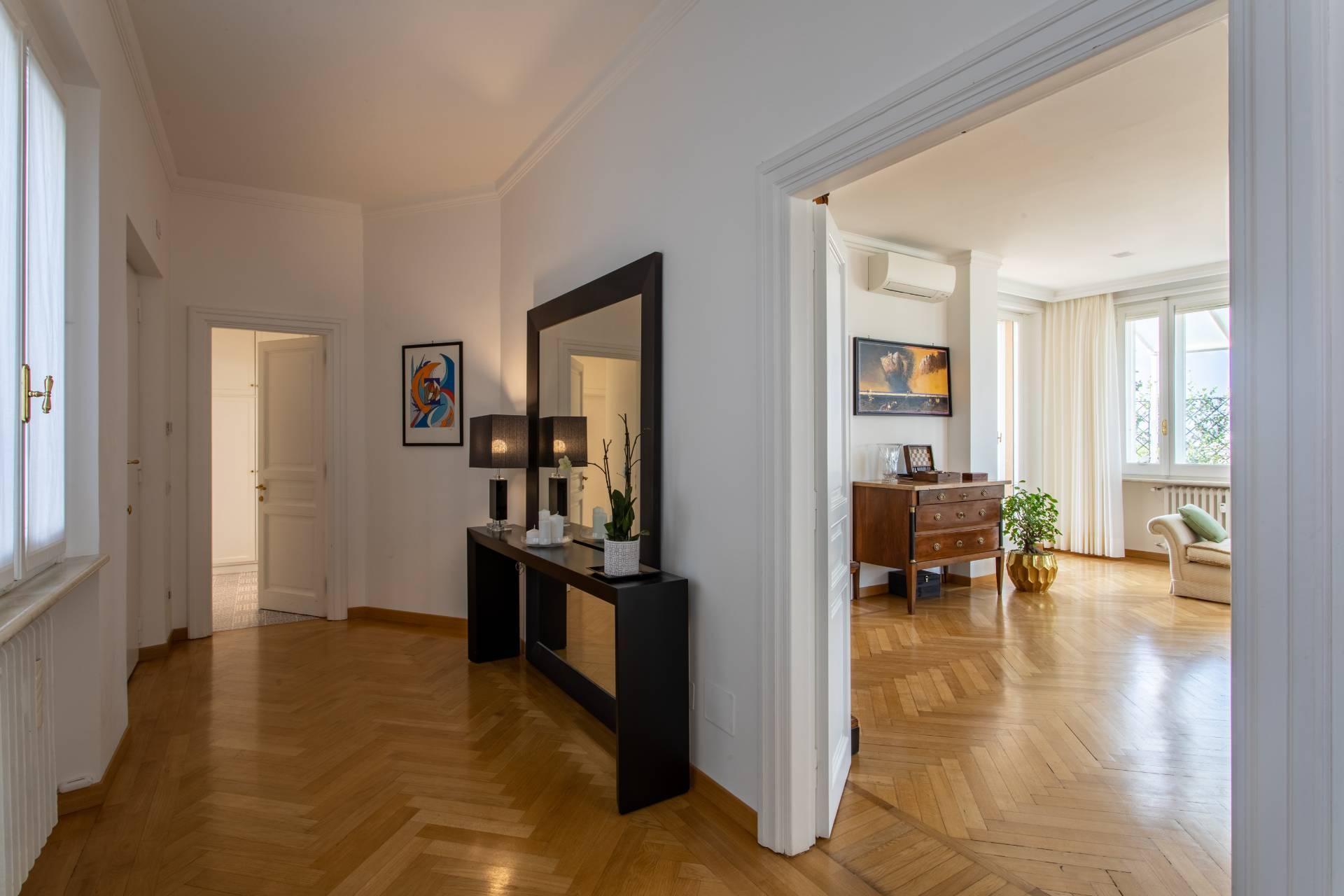 Elegante Penthouse im Stadtzentrum Roms - 6