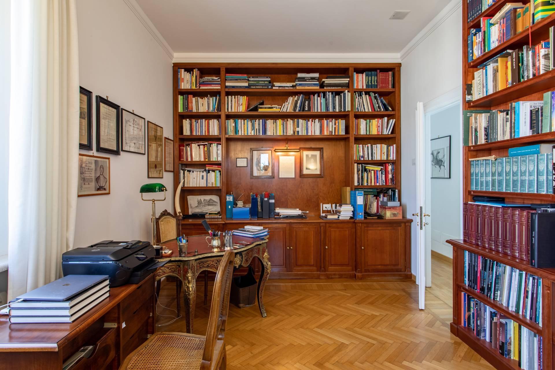 Elegante Penthouse im Stadtzentrum Roms - 9