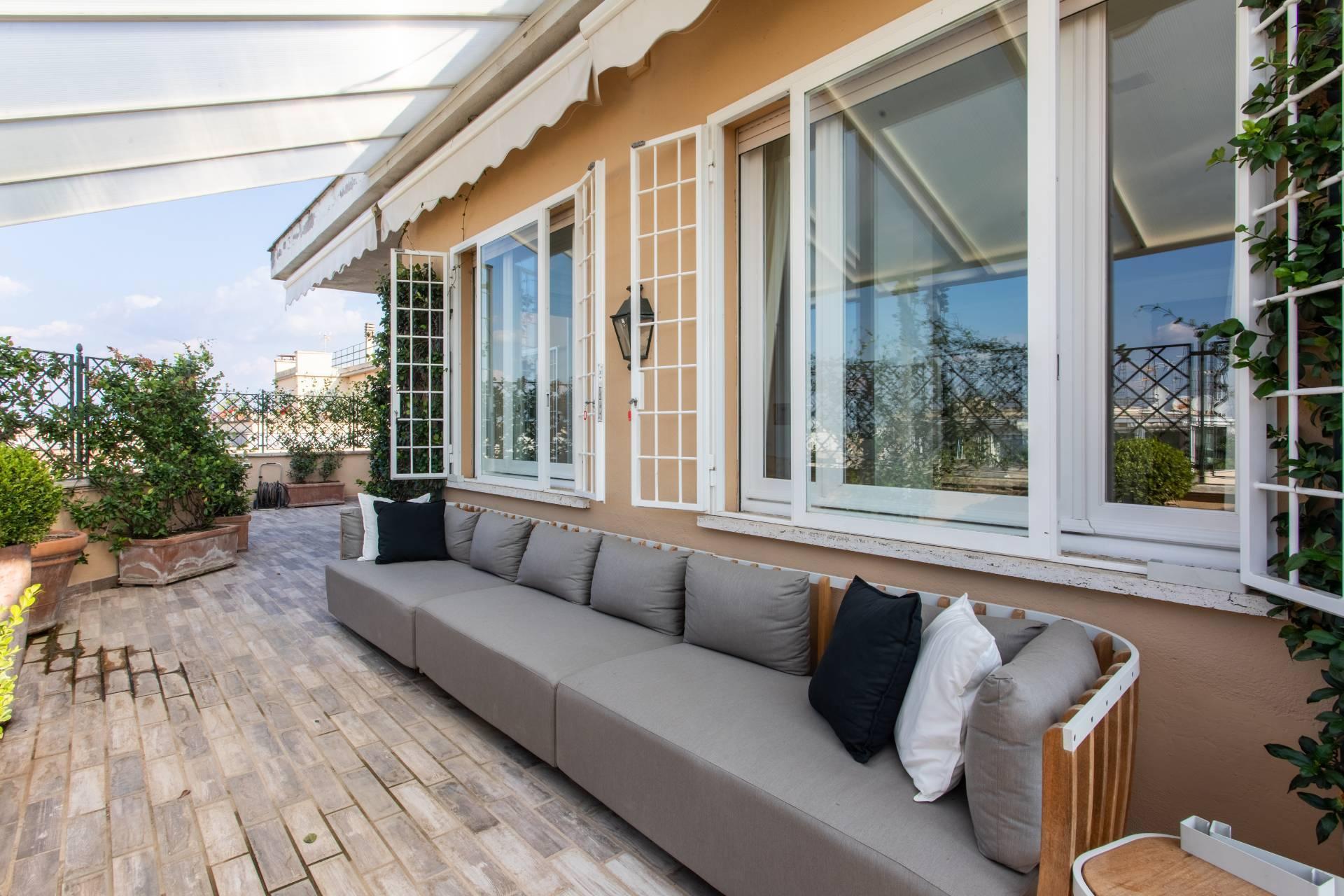 Elegante Penthouse im Stadtzentrum Roms - 19