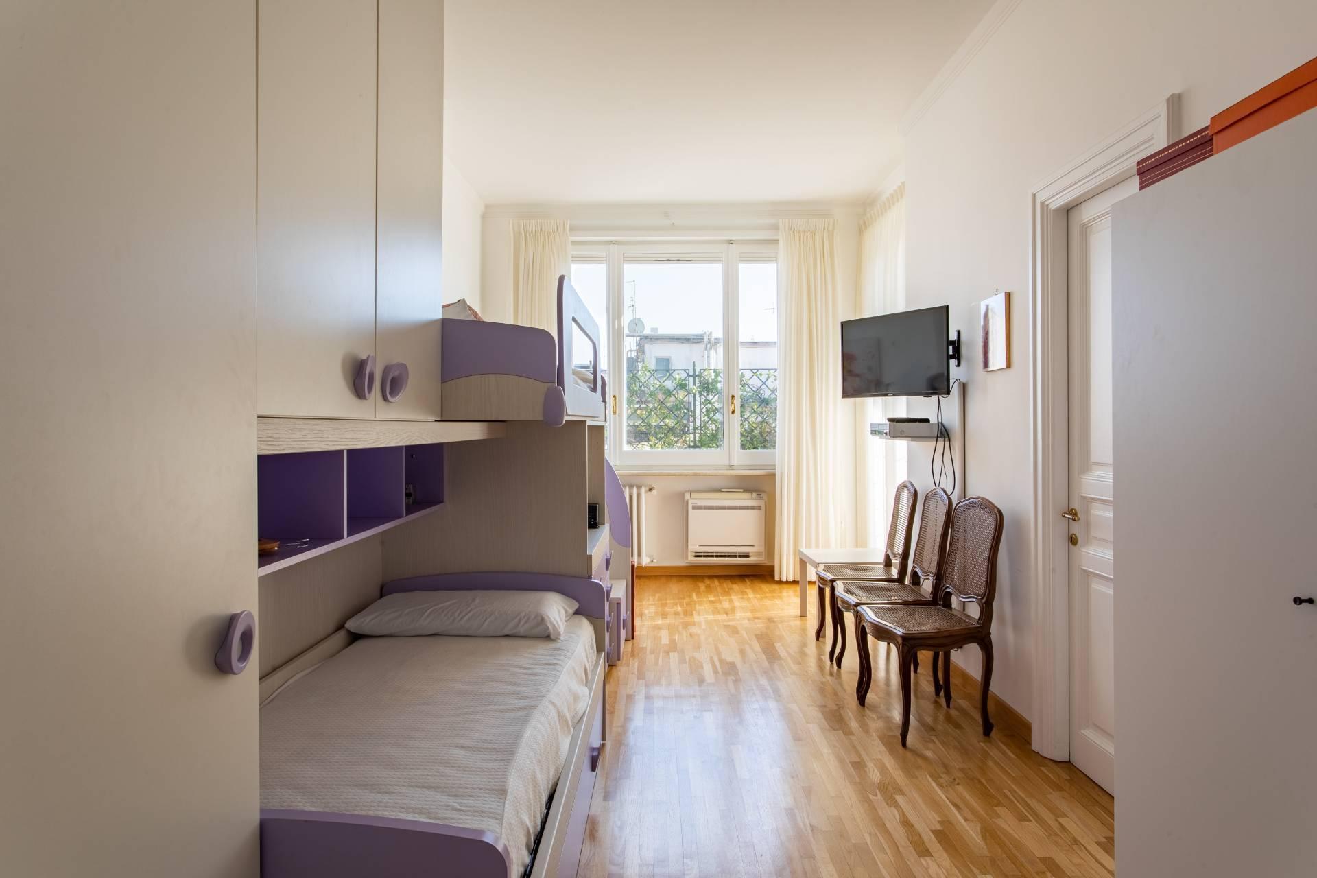 Elegante Penthouse im Stadtzentrum Roms - 16