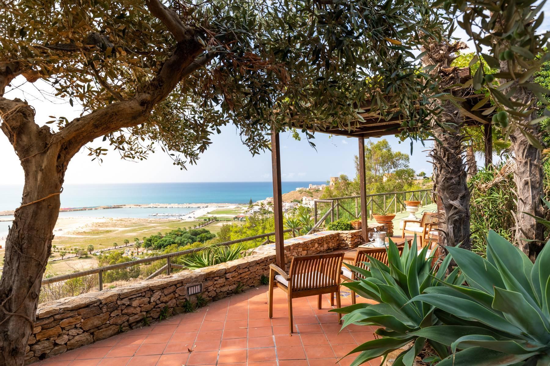 Sizilianische Villa am Mittel Meer - 6