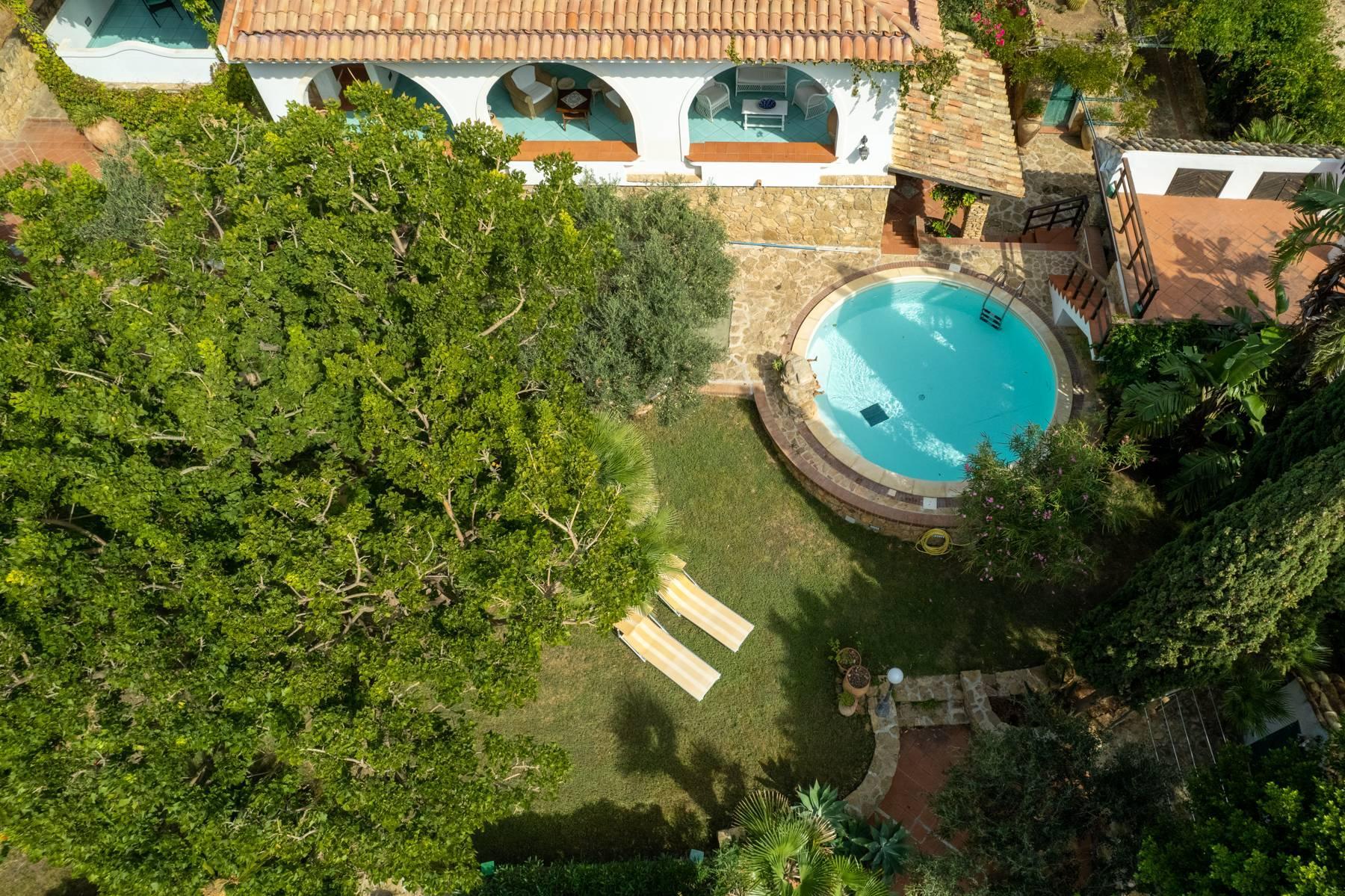 Villa Siciliana sul mare Mediterraneo - 15