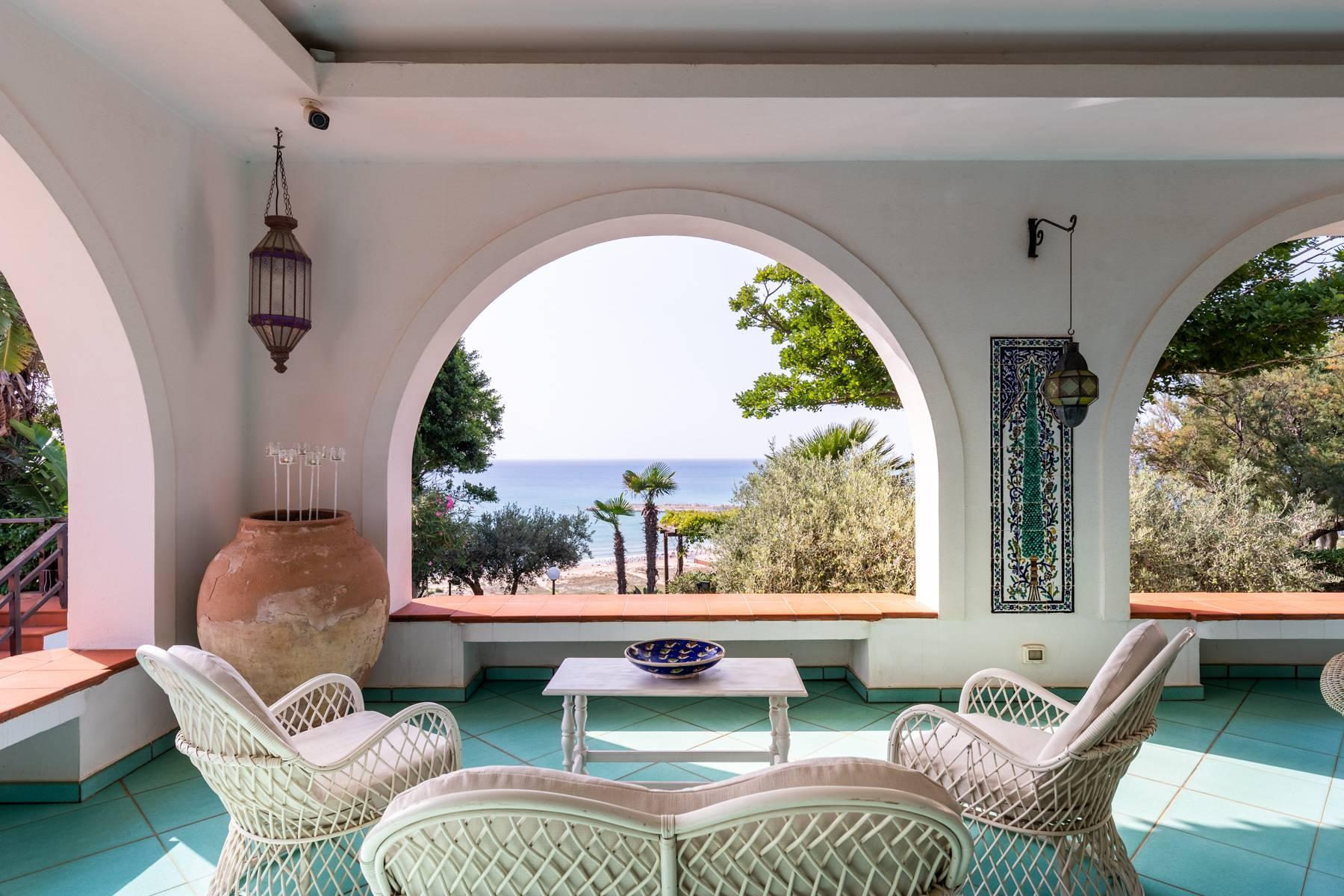 Sizilianische Villa am Mittel Meer - 2