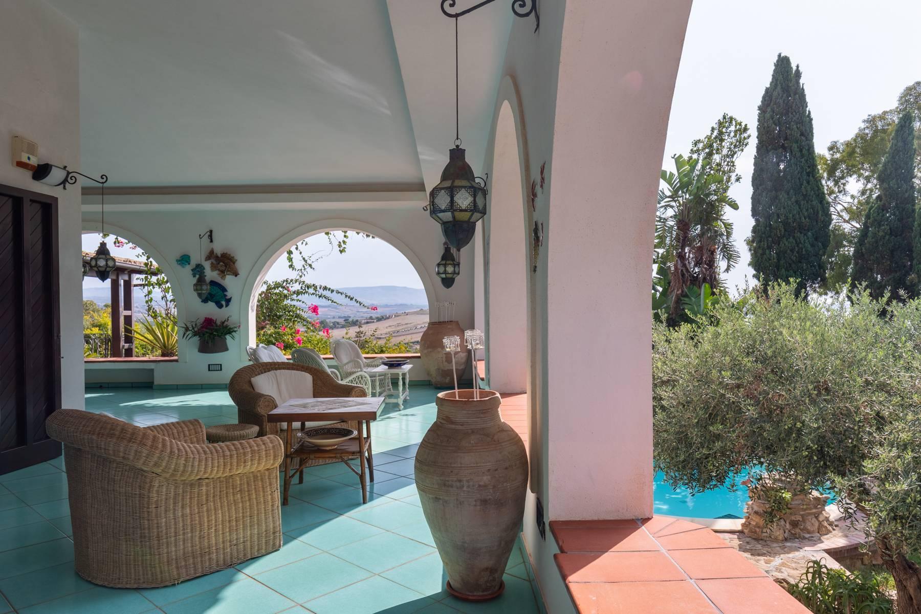 Sizilianische Villa am Mittel Meer - 5