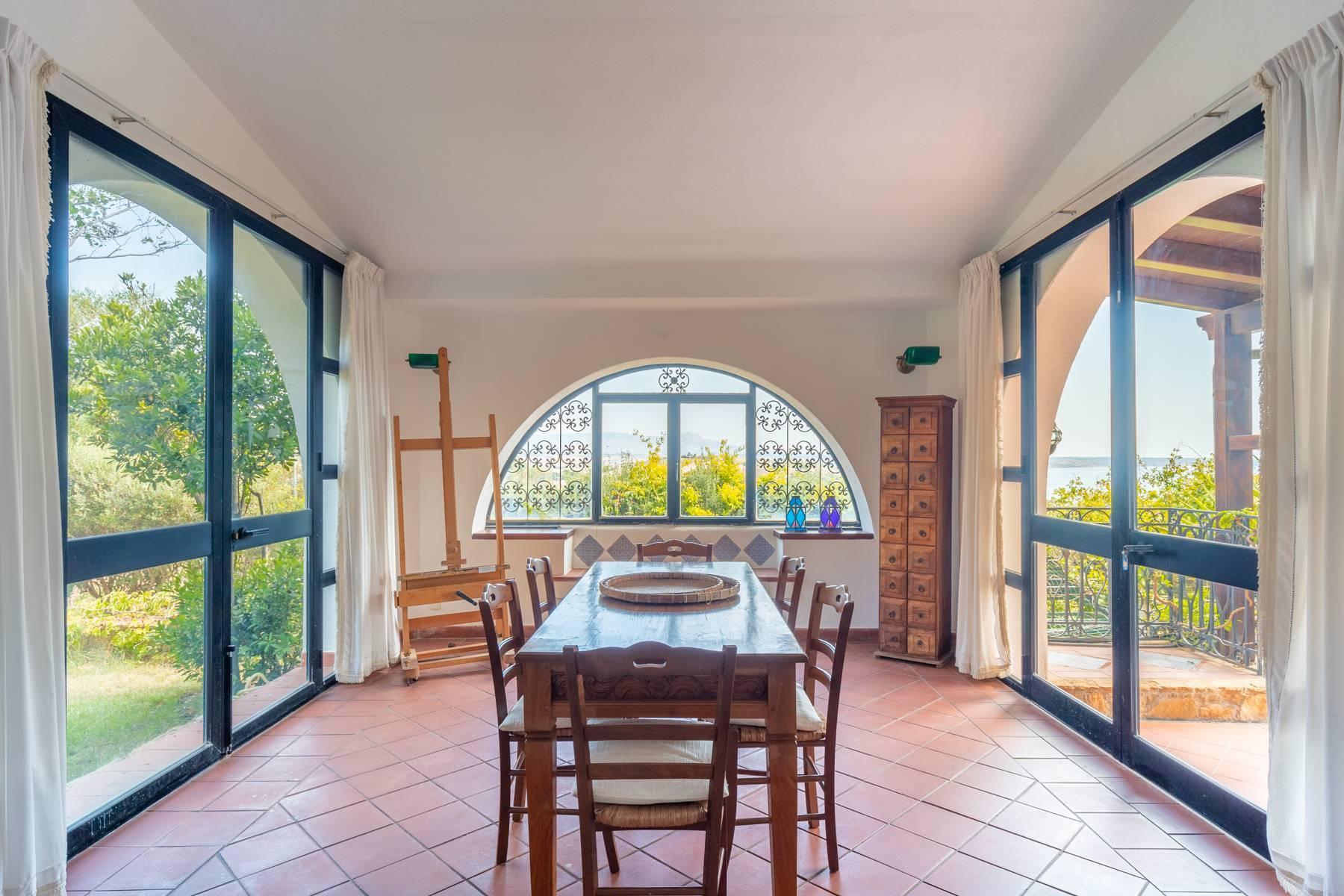 Villa Siciliana sul mare Mediterraneo - 27