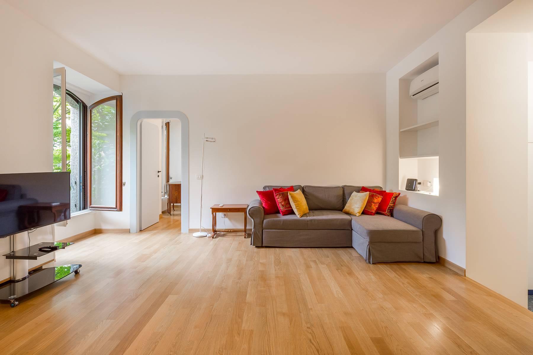 Renovierte Wohnung im eleganten antiken Gebäude - 7