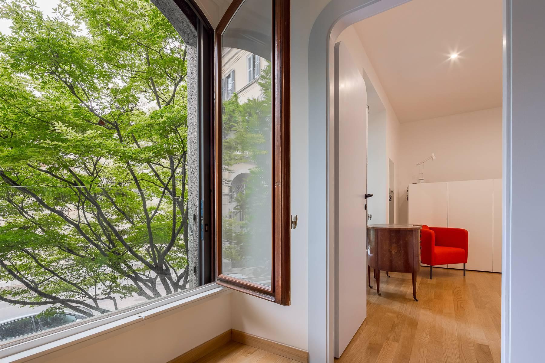 Renovierte Wohnung im eleganten antiken Gebäude - 9