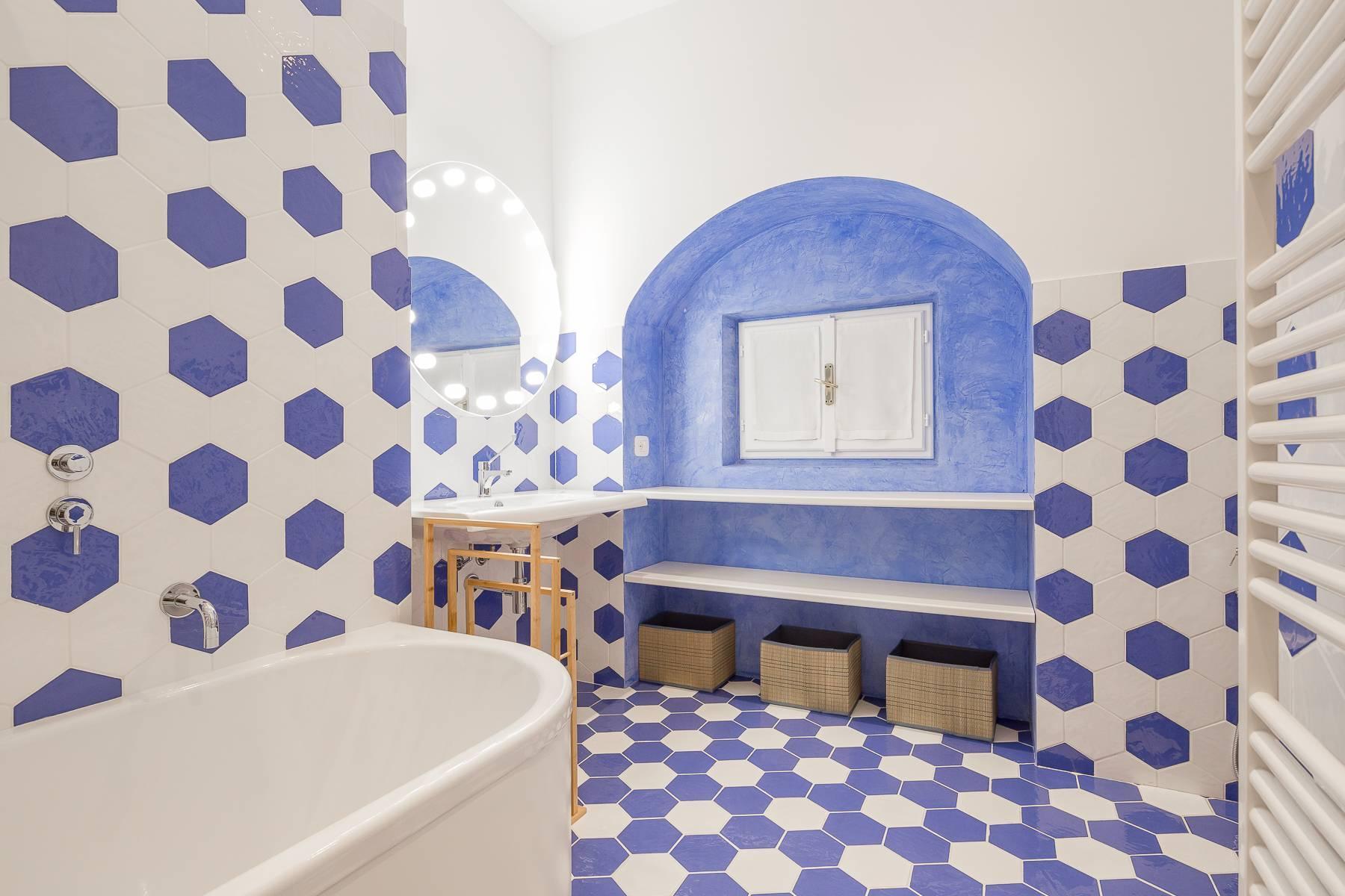Renovierte Wohnung im eleganten antiken Gebäude - 14