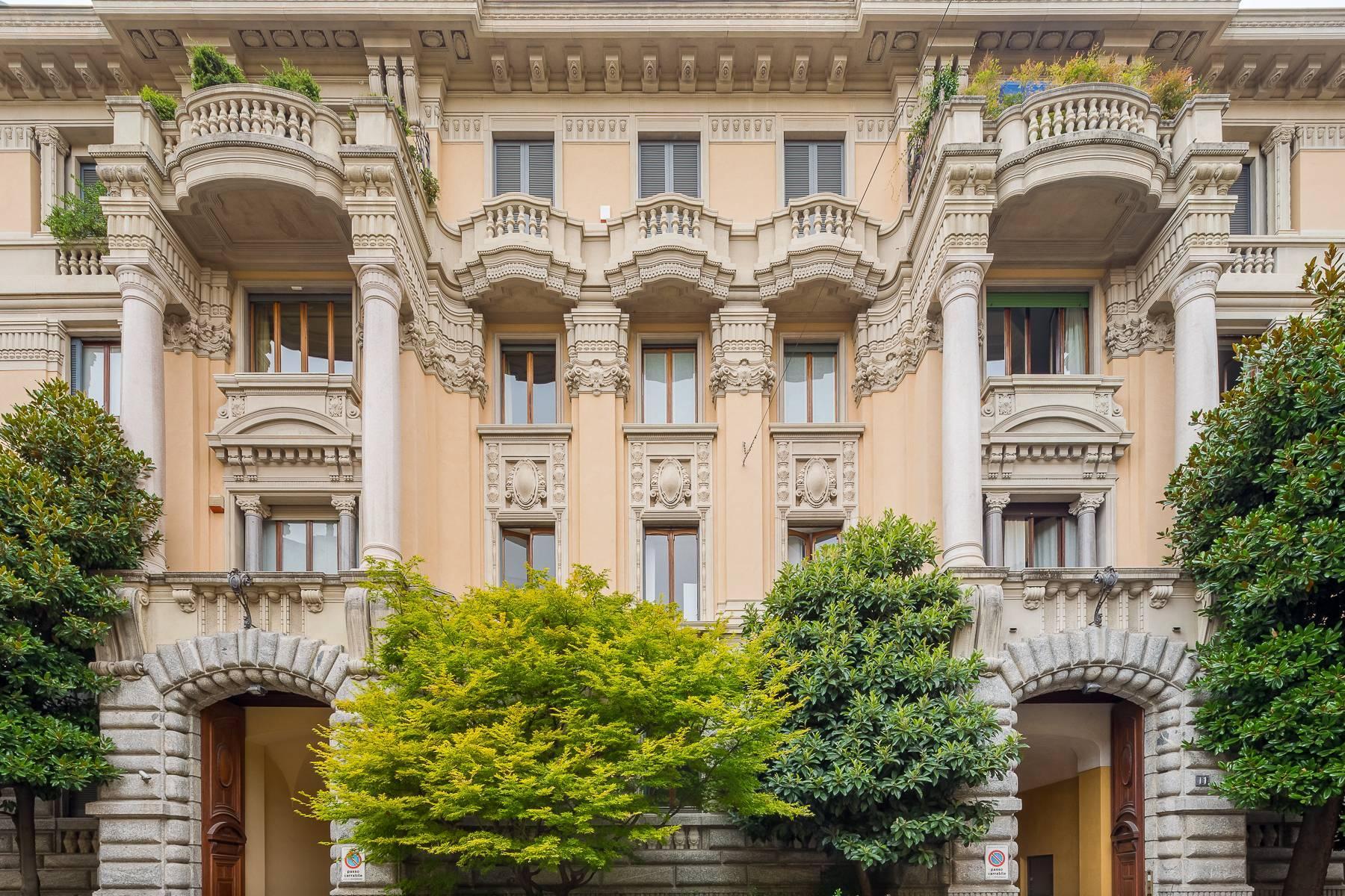 Renovierte Wohnung im eleganten antiken Gebäude - 11