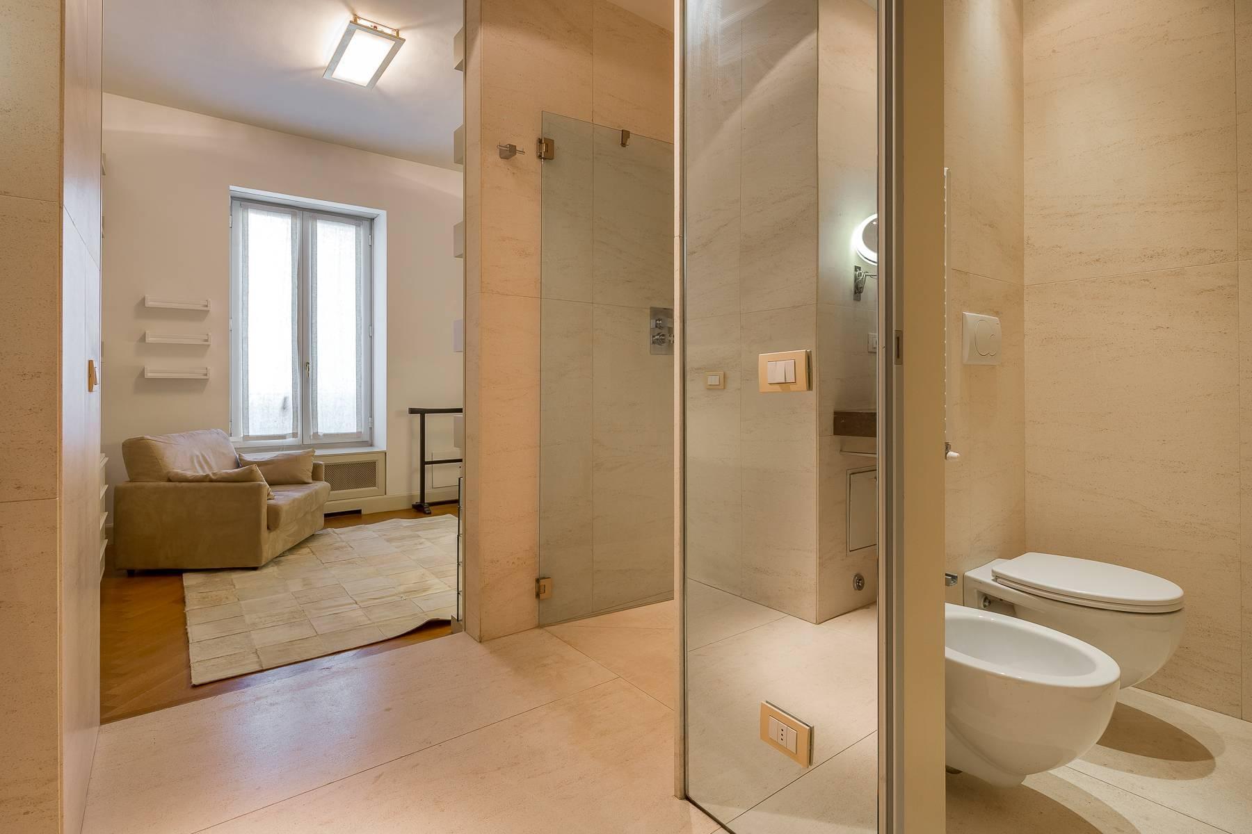 Prestigious penthouse in Piazza Mondadori of 500 square meters - 29