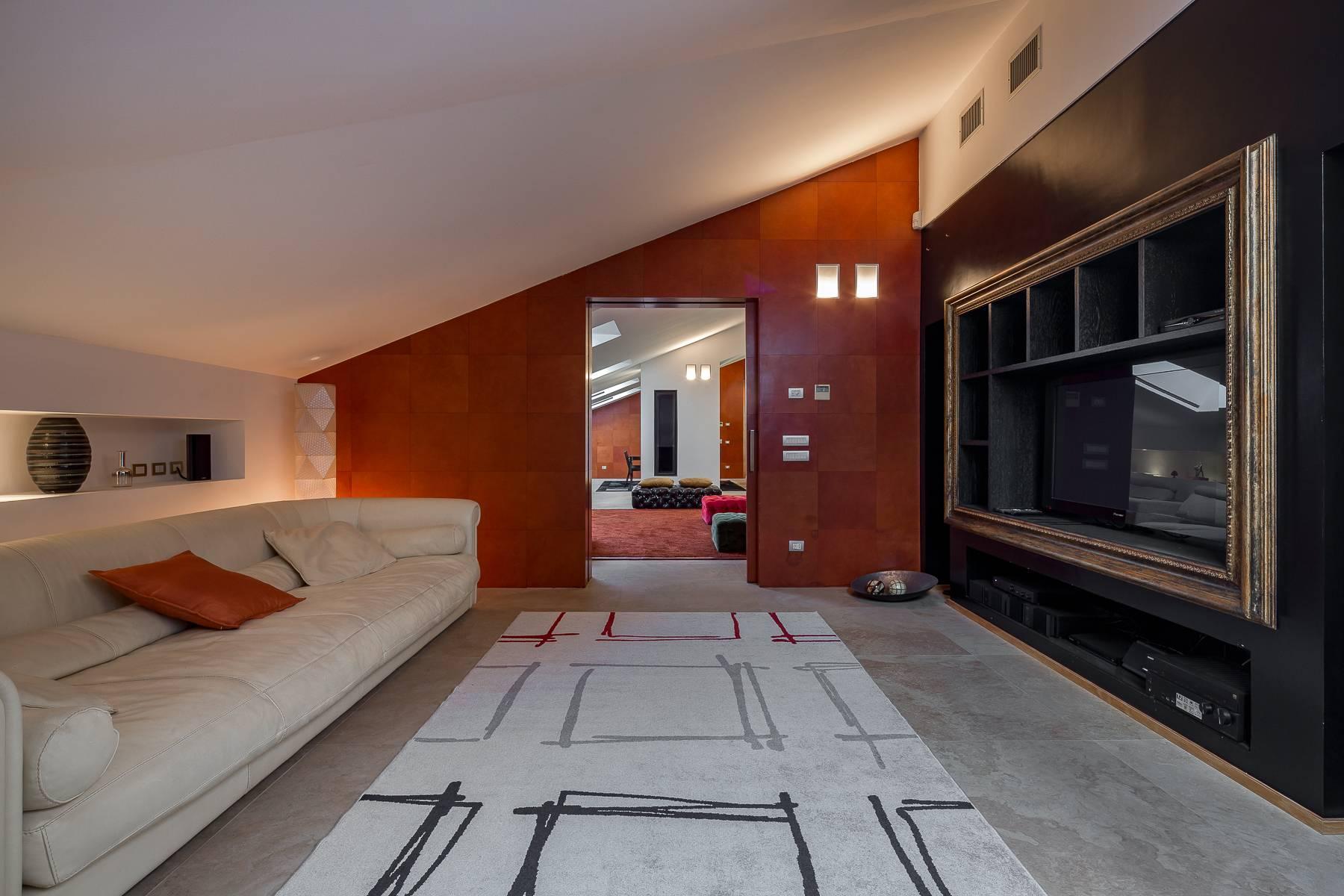 Herrliche 500 sqm Penthouse auf dem Piazza Mondadori - 5