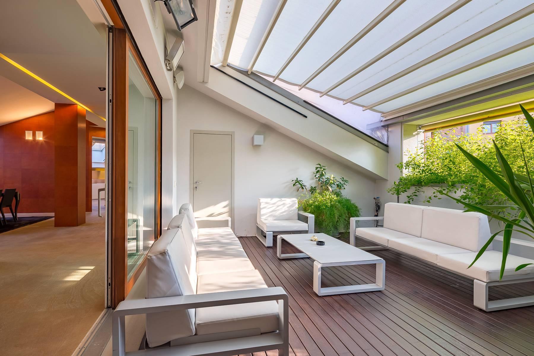 Herrliche 500 sqm Penthouse auf dem Piazza Mondadori - 6