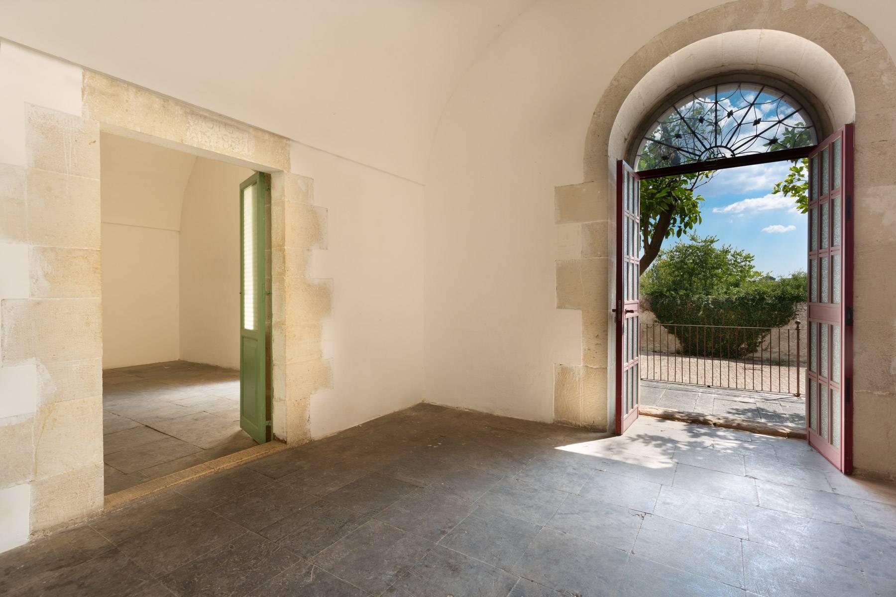 Storica Villa di campagna a Ragusa - 15