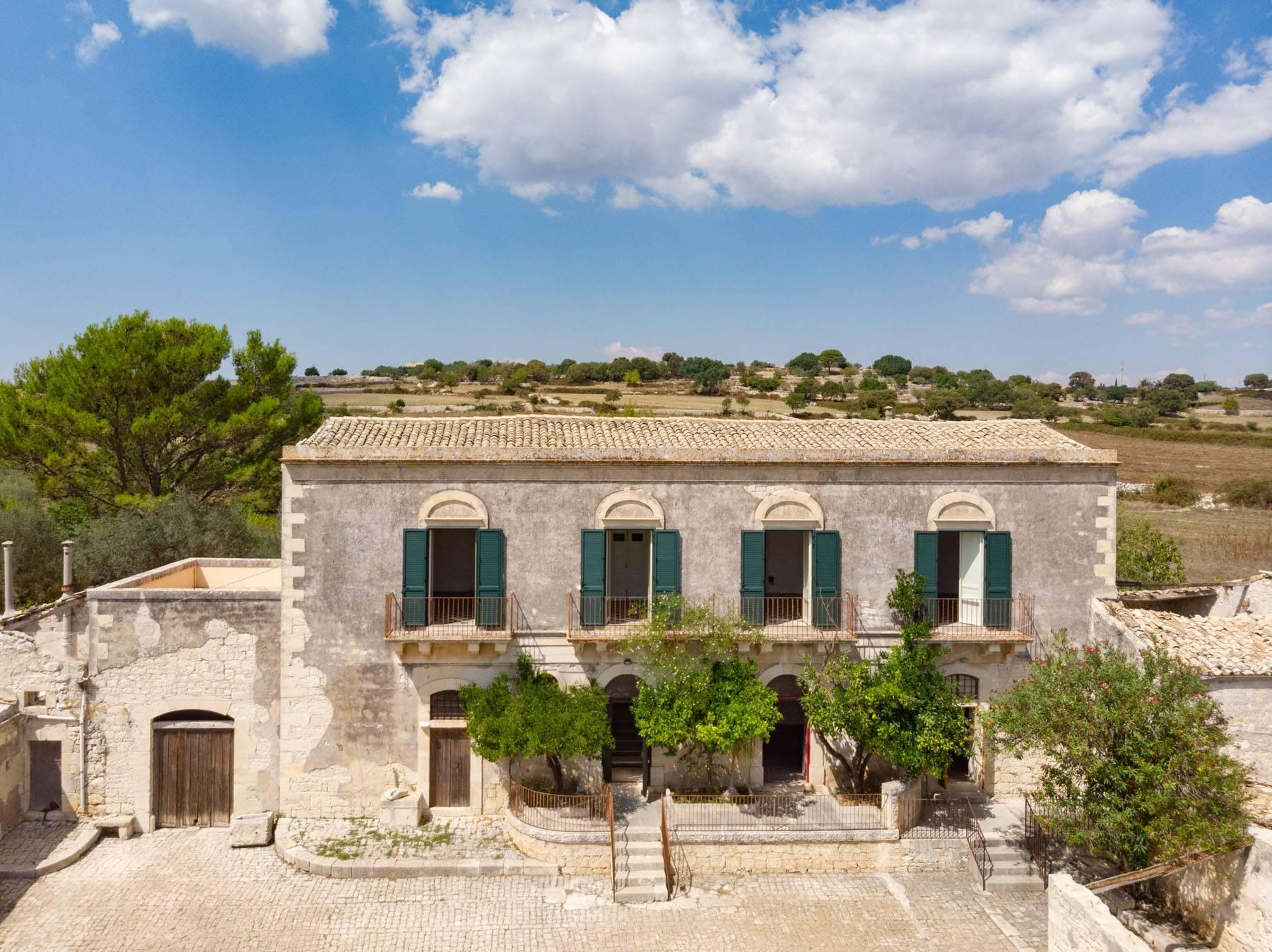 Storica Villa di campagna a Ragusa - 18