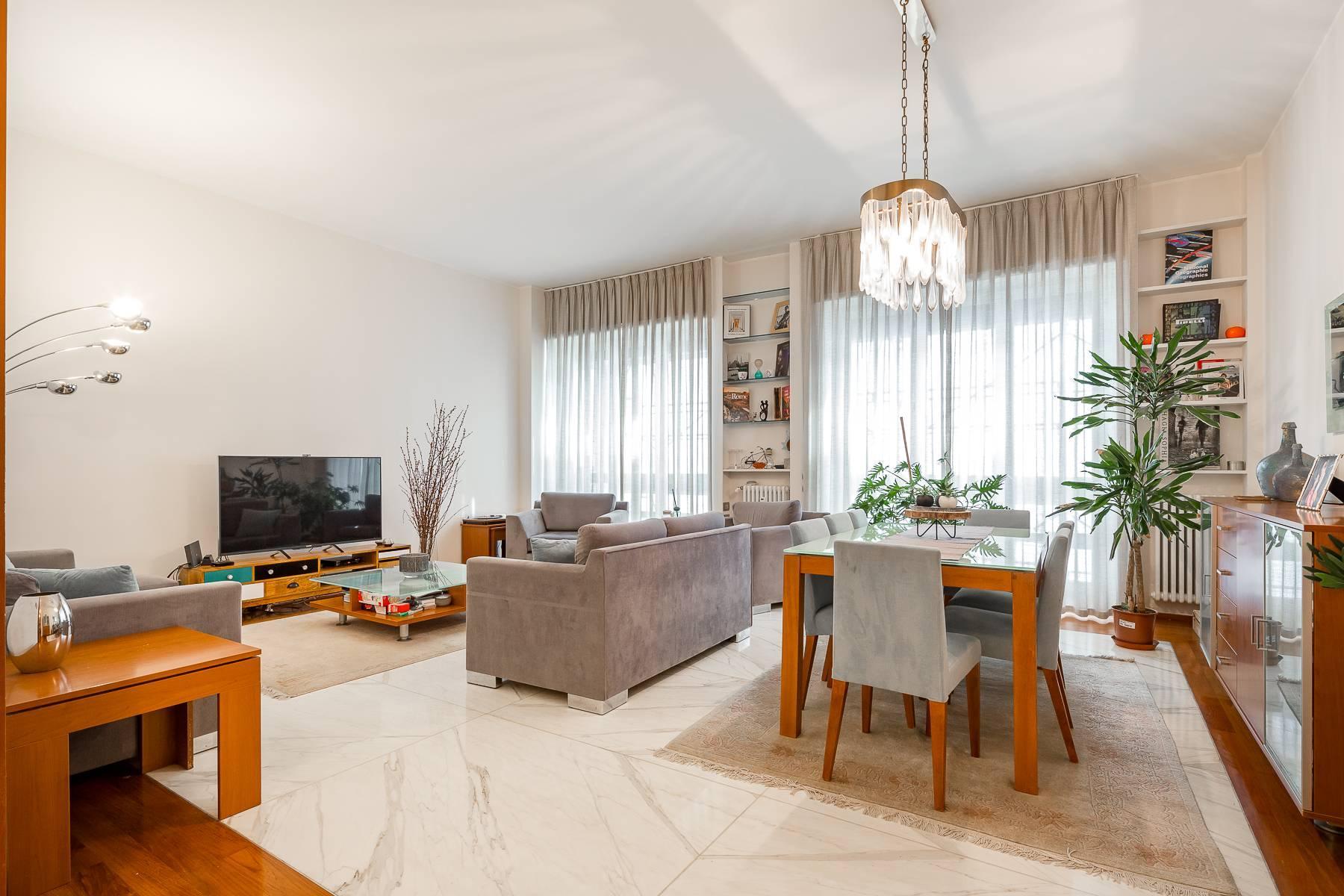 Renovierte Wohnung im Stadtviertel Ticinese/Darsena - 3