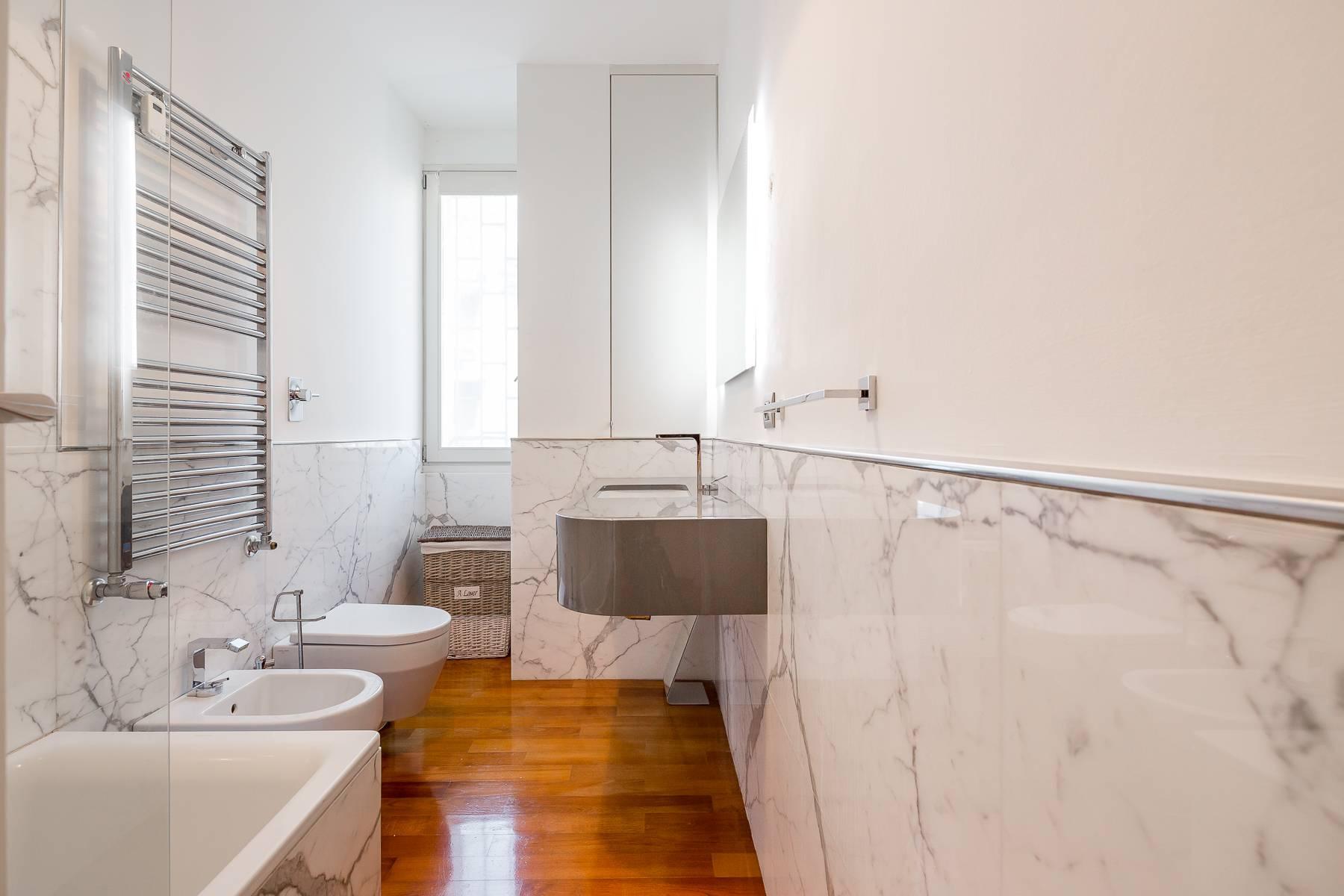 Renovierte Wohnung im Stadtviertel Ticinese/Darsena - 21