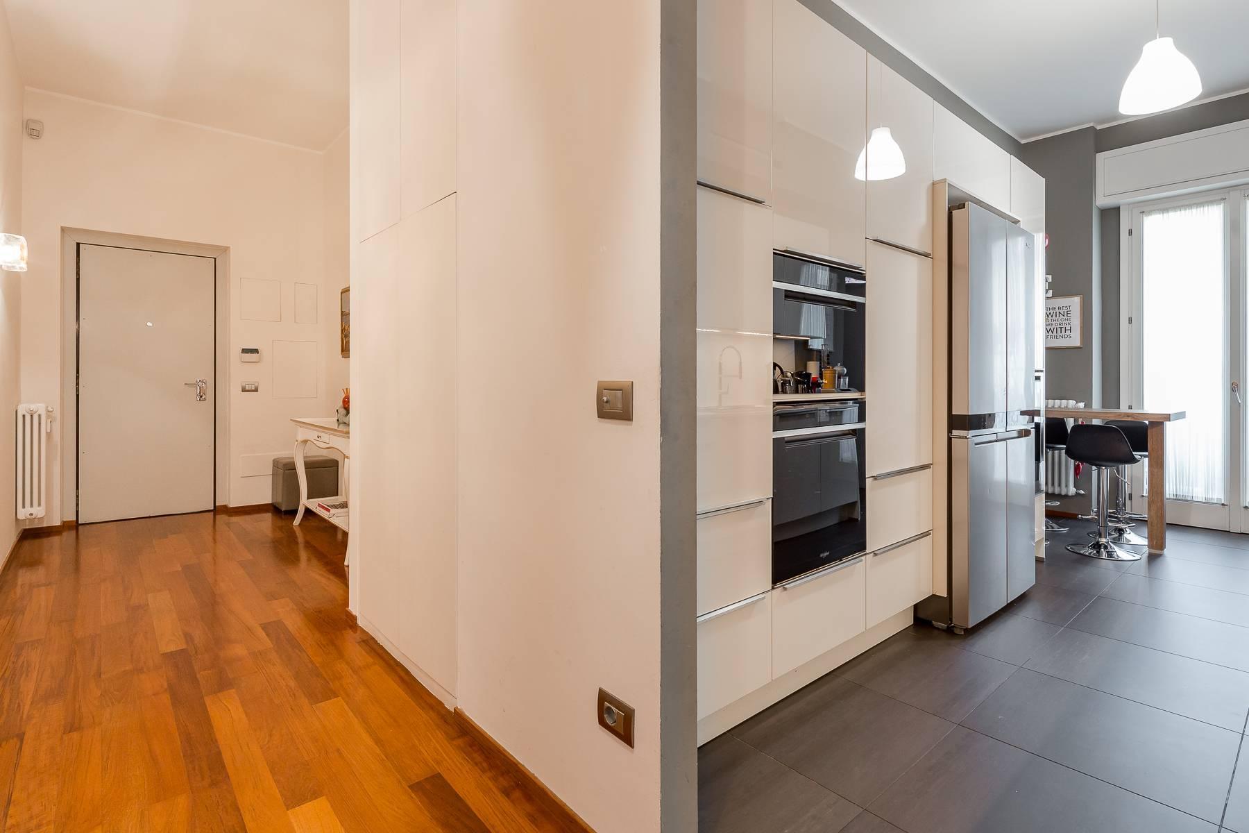 Renovierte Wohnung im Stadtviertel Ticinese/Darsena - 11