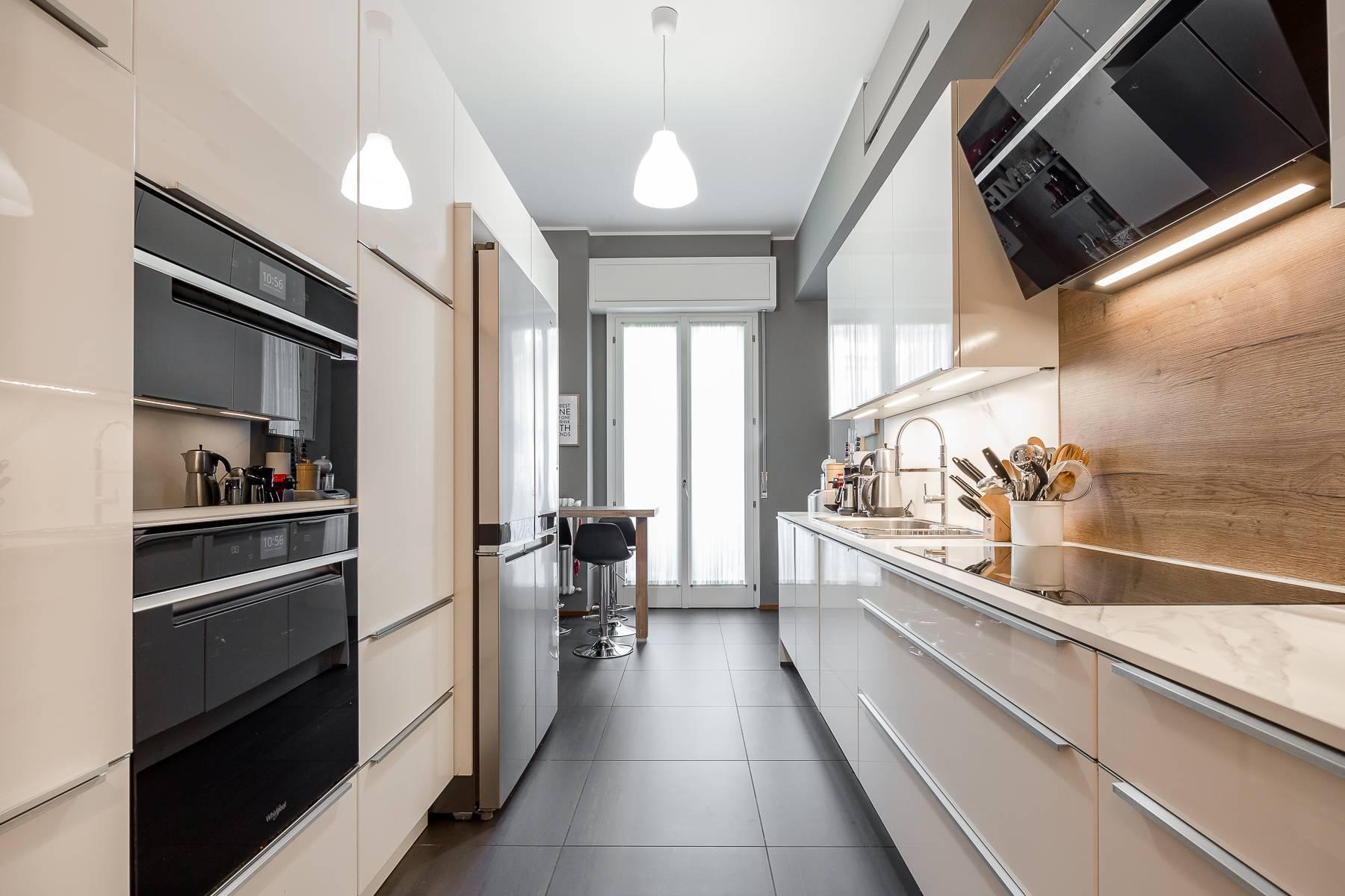 Renovierte Wohnung im Stadtviertel Ticinese/Darsena - 6