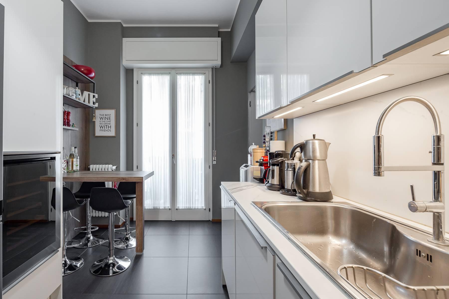 Renovierte Wohnung im Stadtviertel Ticinese/Darsena - 7