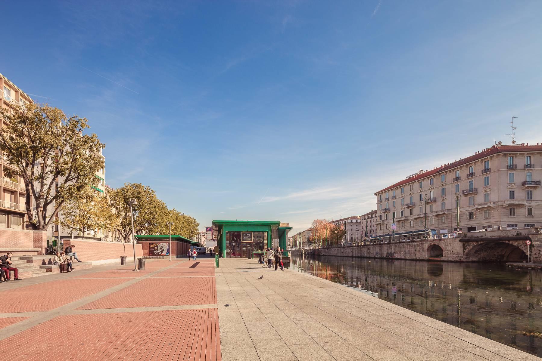 Renovierte Wohnung im Stadtviertel Ticinese/Darsena - 26