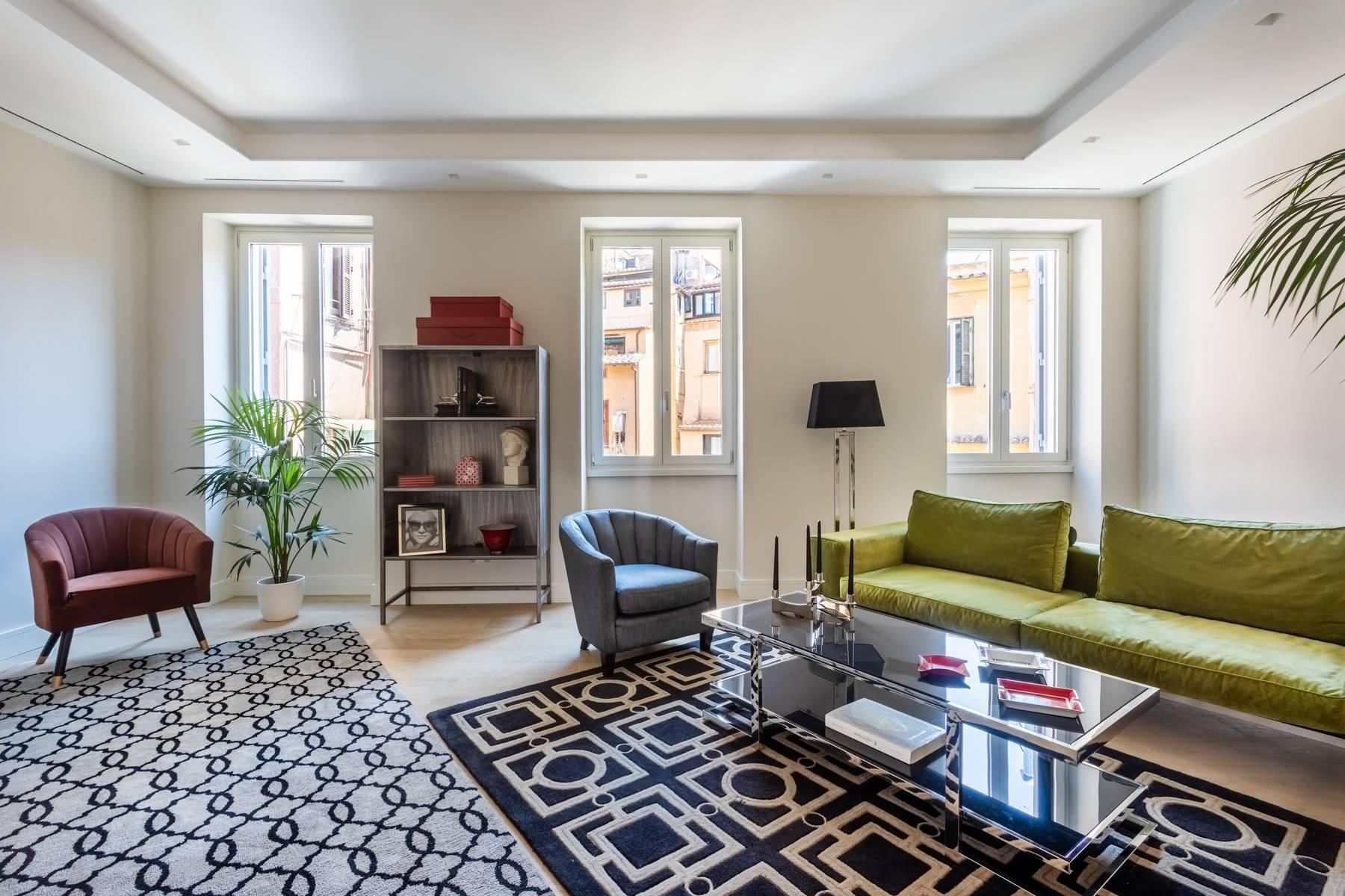Nuovo condominio di lusso nei pressi di Piazza di Spagna - 2