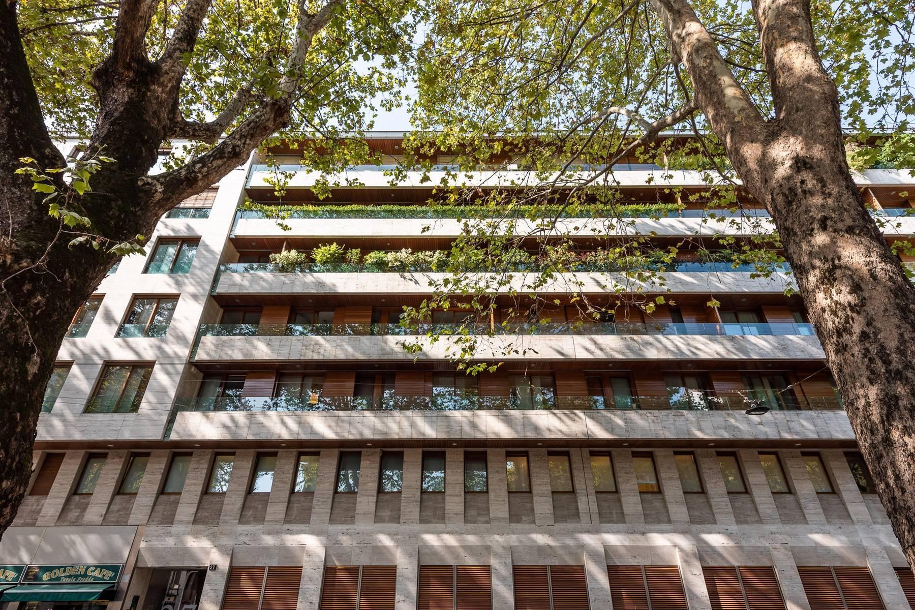 Splendido e luminoso appartamento con terrazzo loggiato - 13