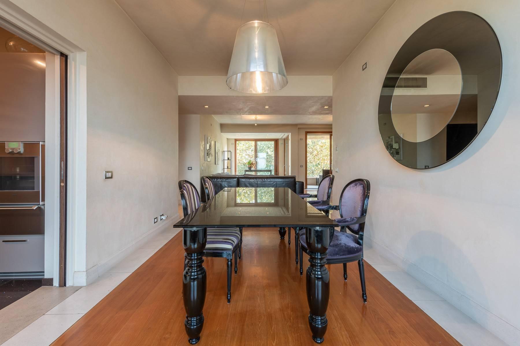 Splendido e luminoso appartamento con terrazzo loggiato - 25