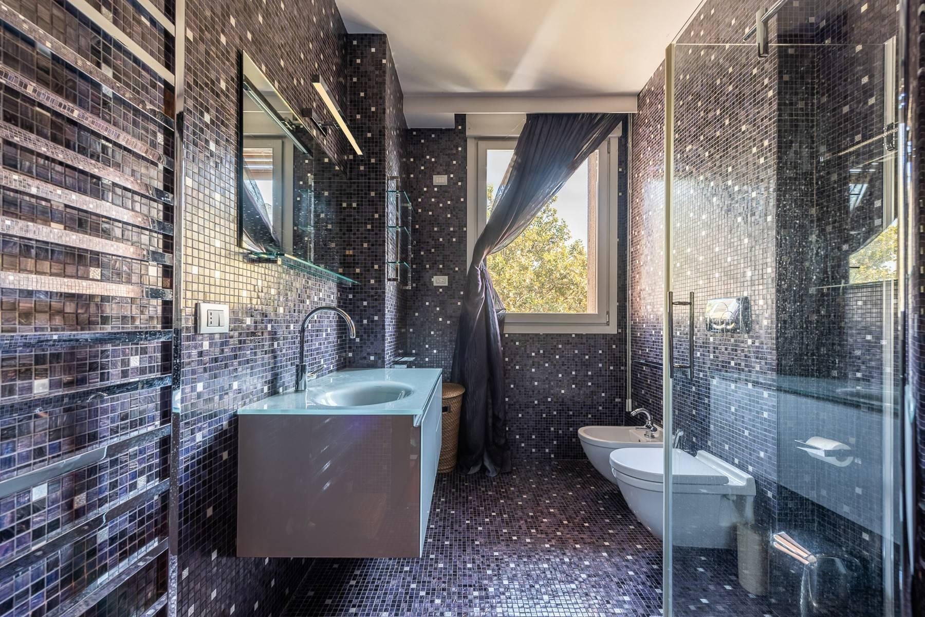Splendido e luminoso appartamento con terrazzo loggiato - 23