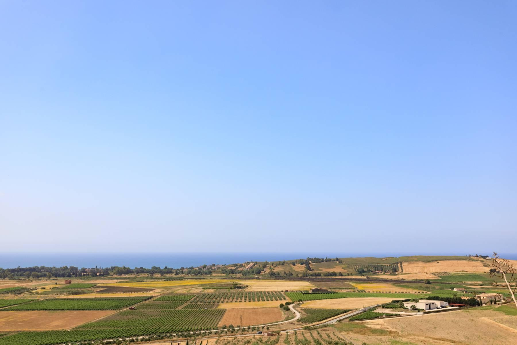 Elegant Sea View Farmhouse surrounded by olive trees in Menfi - 27