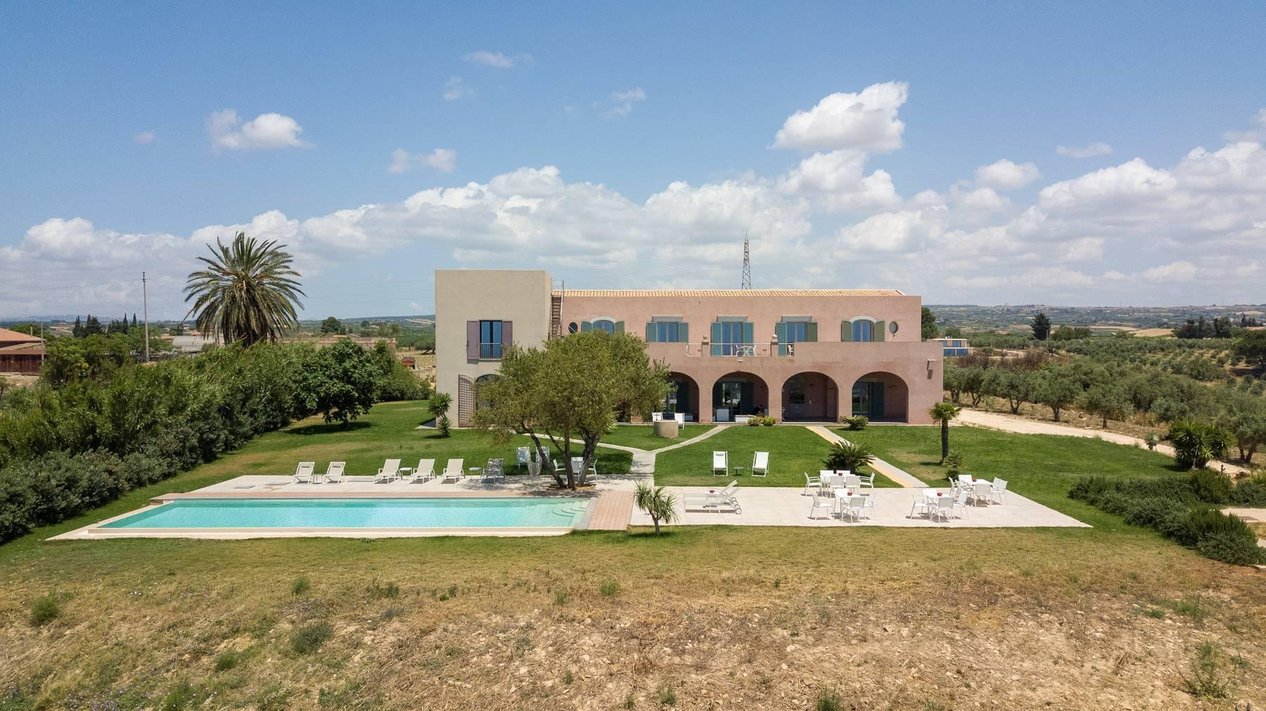Elegant Sea View Farmhouse surrounded by olive trees in Menfi - 29