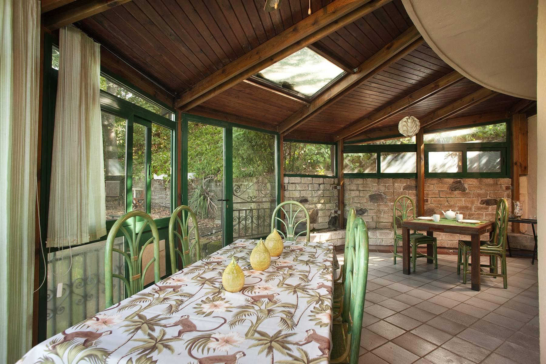 Moderna villa panoramica sul lago di Trevignano - 4