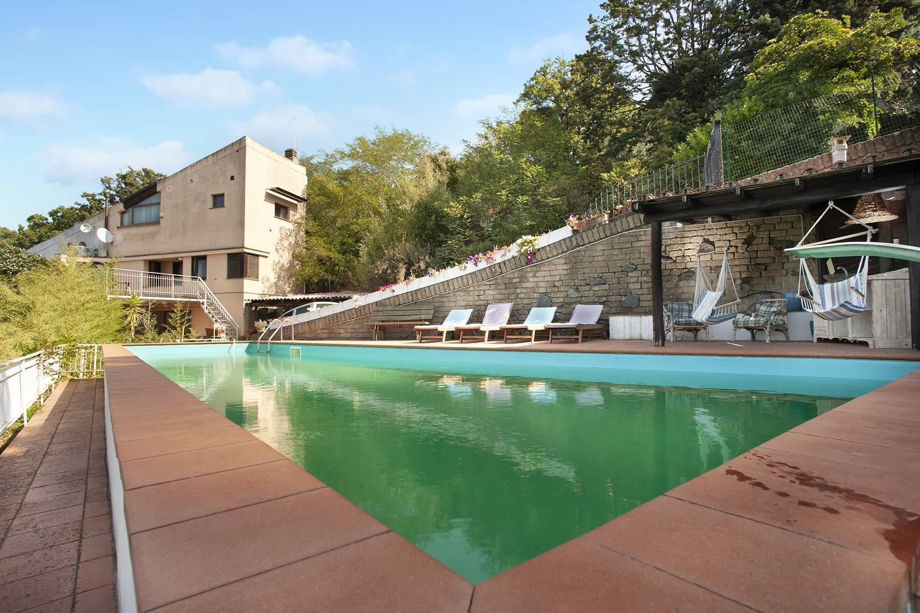 Moderne Villa mit Panorama Blick am Trevigiano See - 2