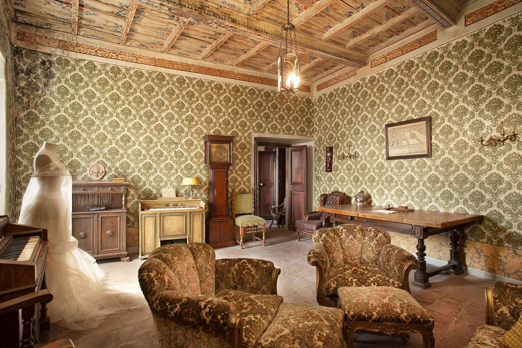 Historic Mansion in the countryside near Rome - 10