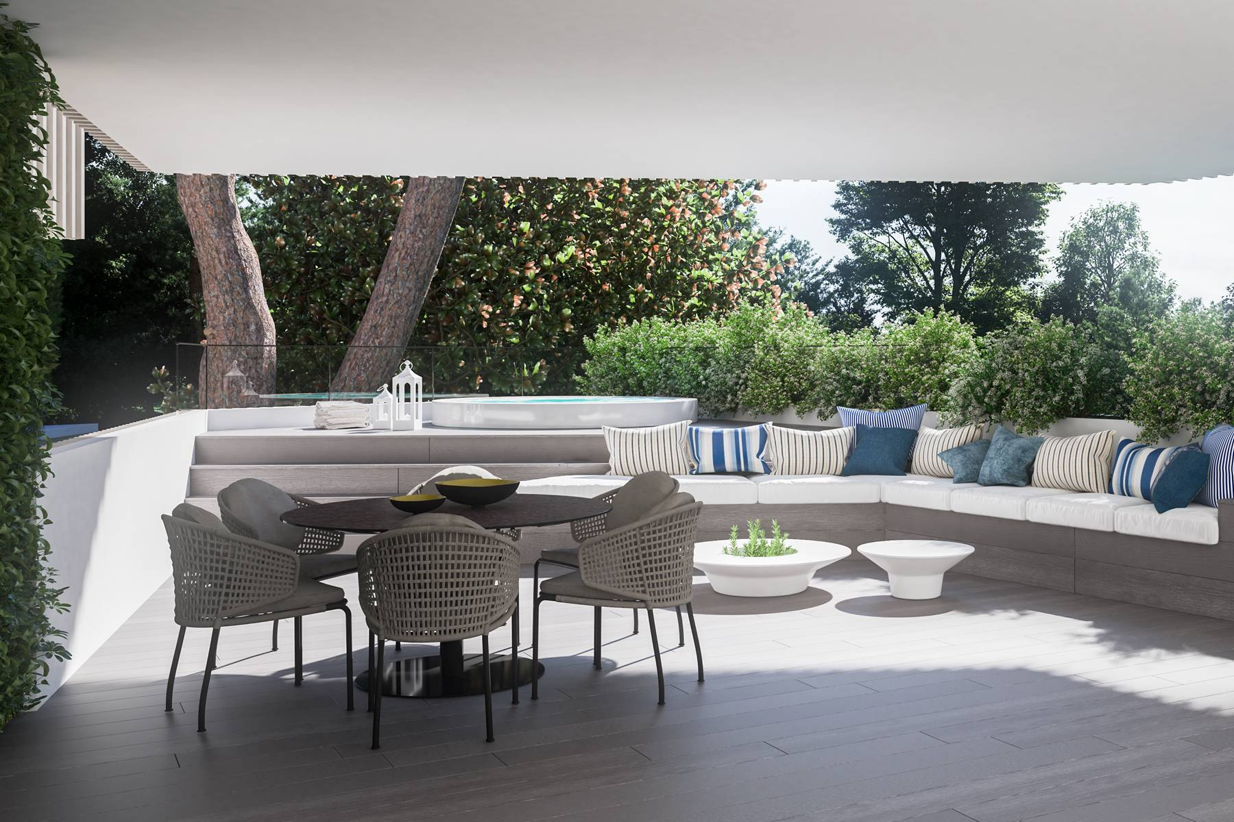 Camilluccia 535: the quiet of the countryside in the heart of Rome - First floor - 5