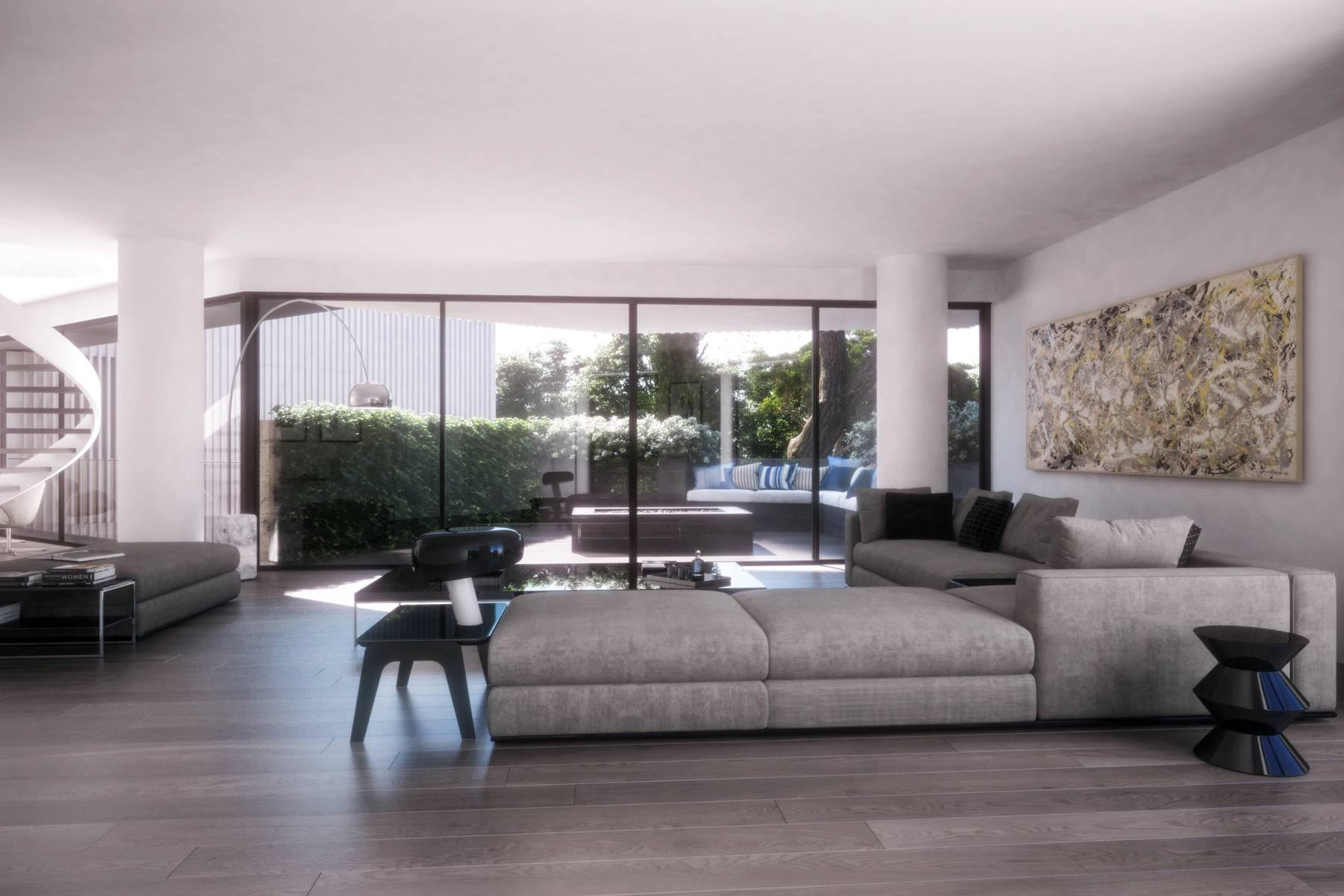 Camilluccia 535: the quiet of the countryside in the heart of Rome - Penthouse - 3
