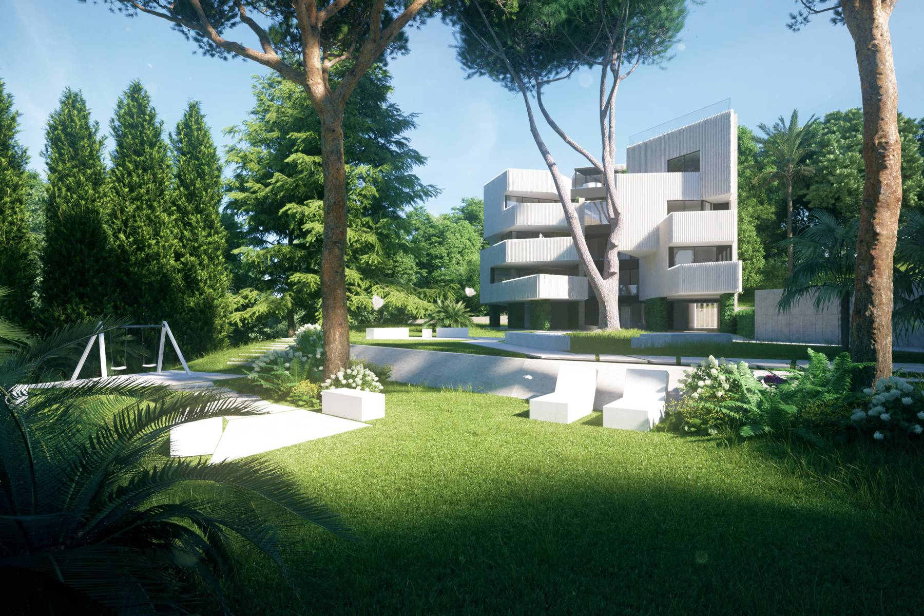 Camilluccia 535: the quiet of the countryside in the heart of Rome - Penthouse - 2