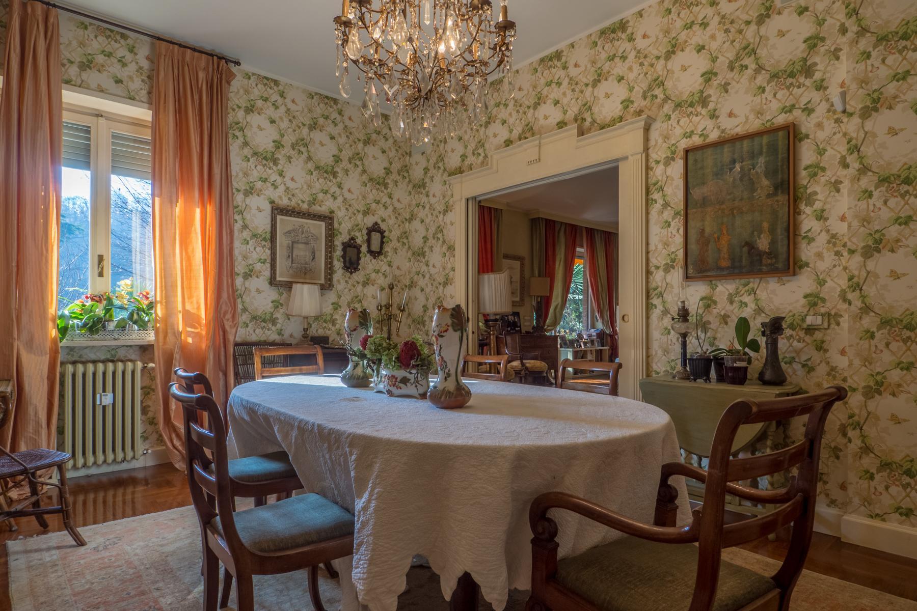 Elegante appartamento con terrazzo ai piedi della collina torinese - 7
