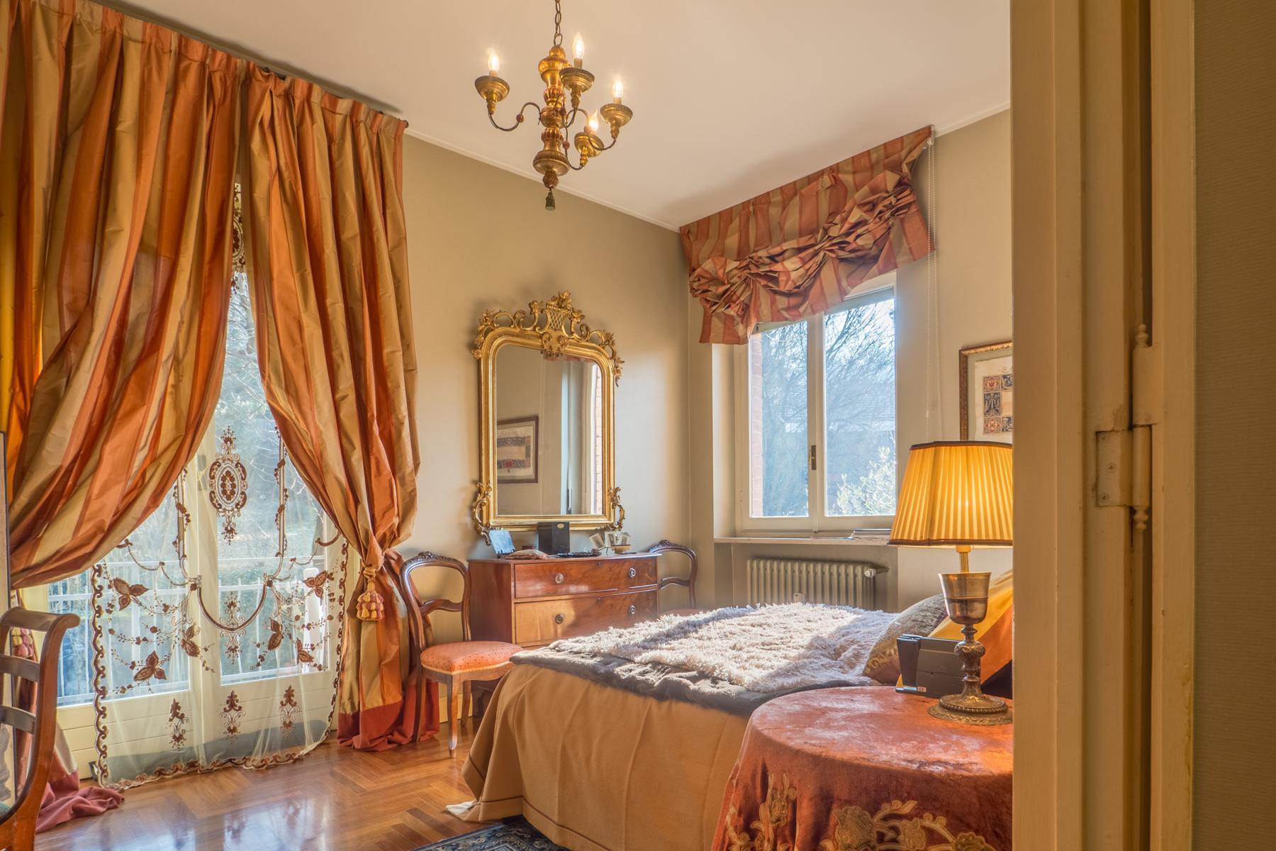Elegante appartamento con terrazzo ai piedi della collina torinese - 10