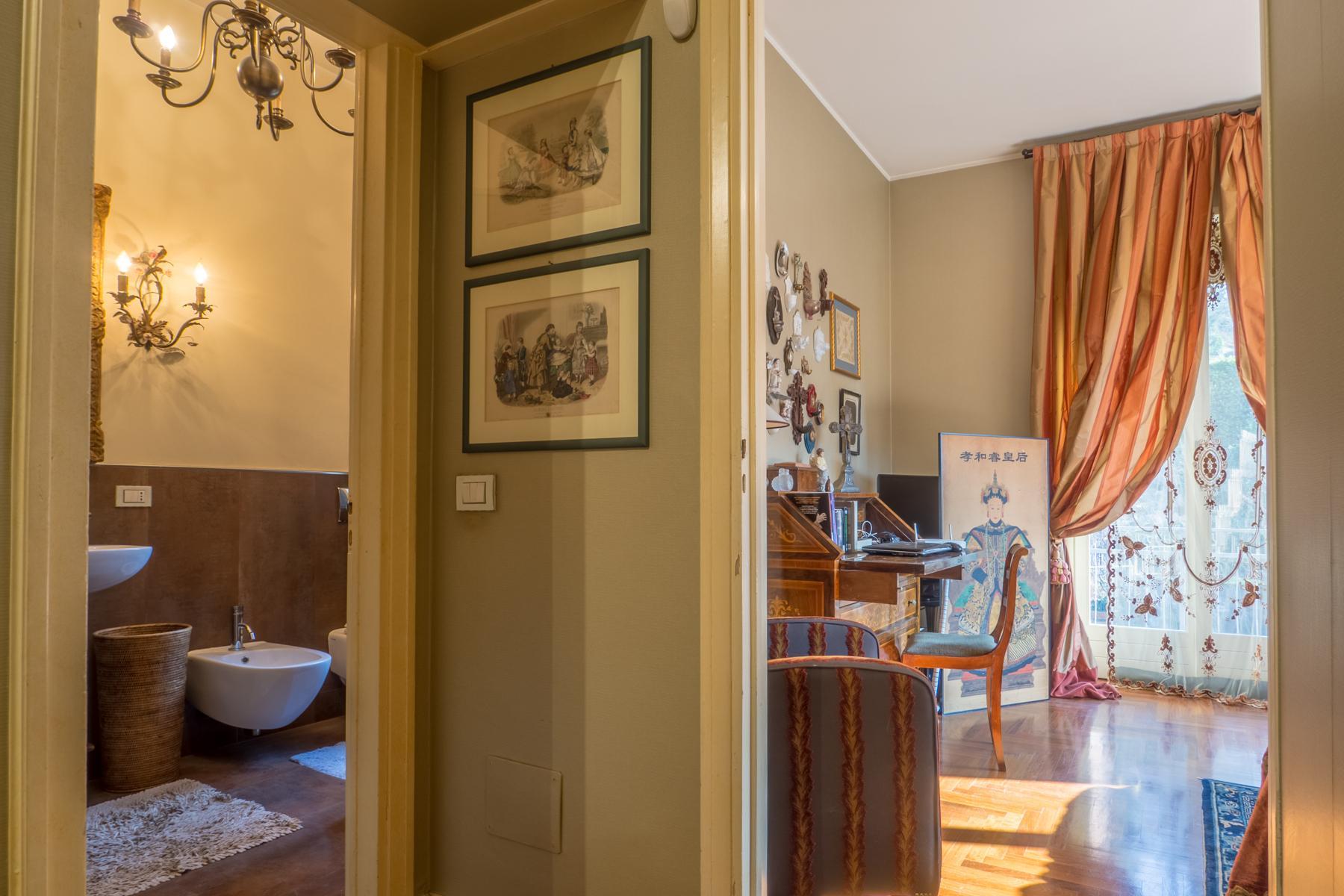 Elegante appartamento con terrazzo ai piedi della collina torinese - 14