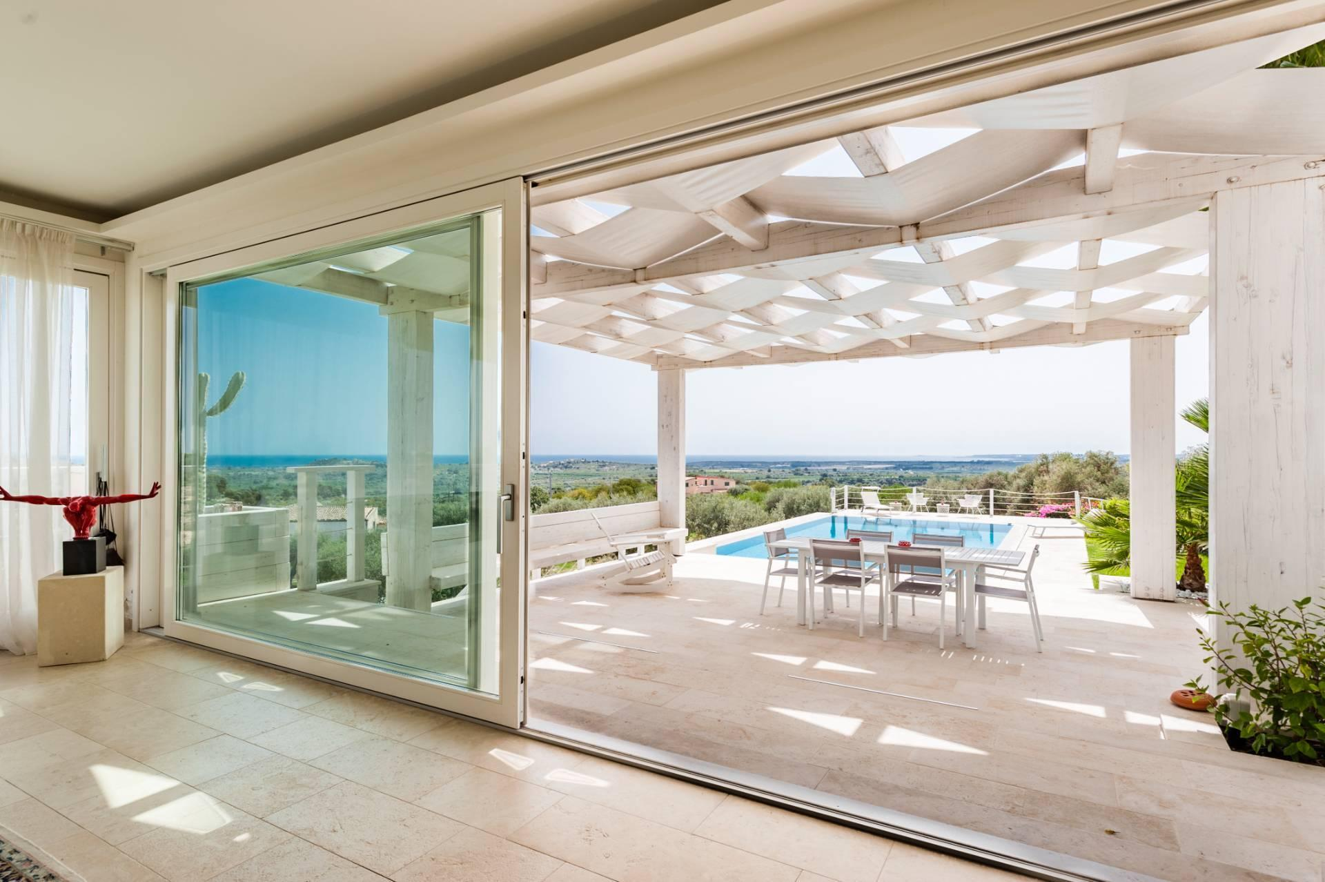 Villa prestigiosa con piscina vista mare - 5