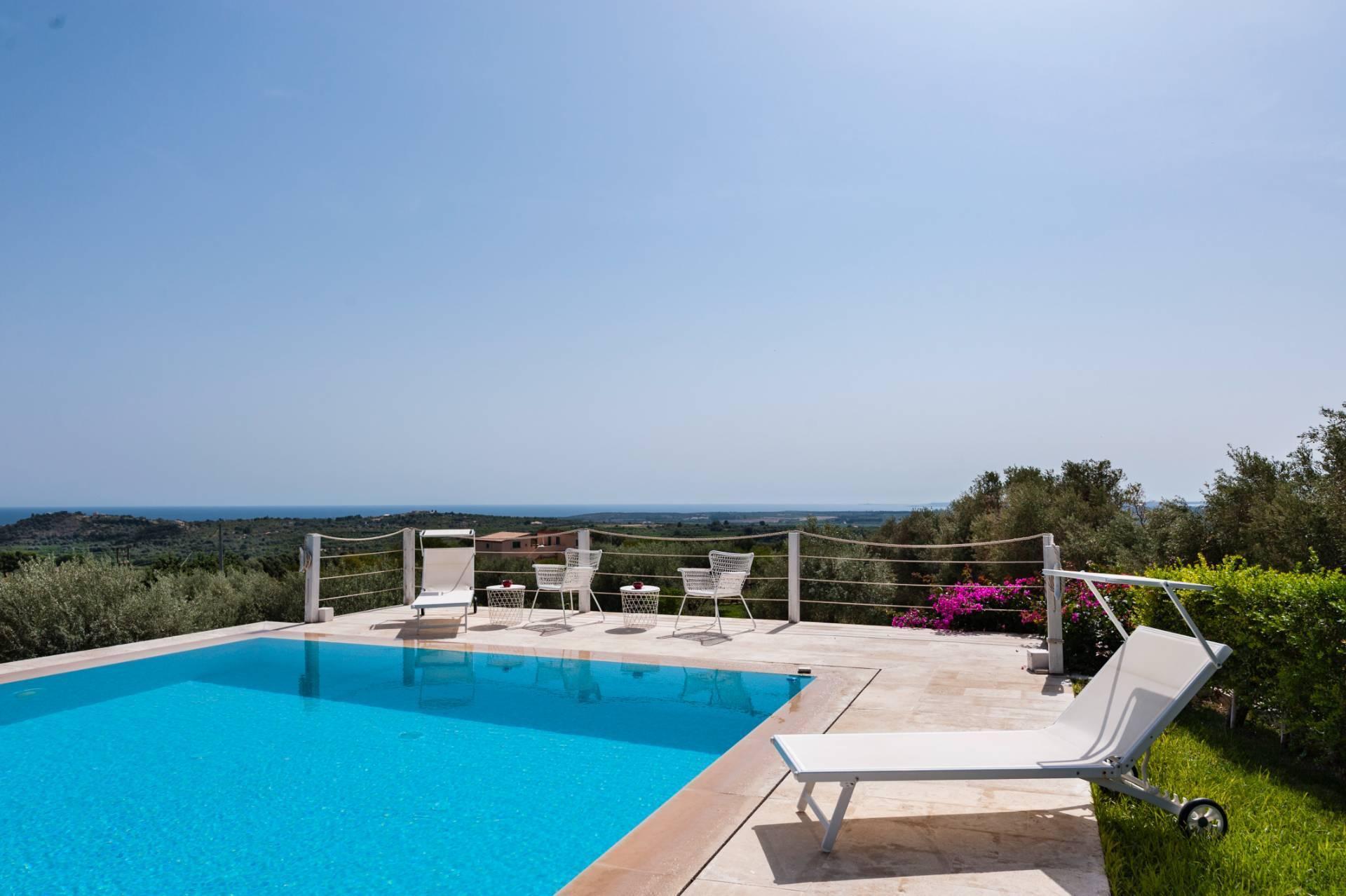 Moderne Villa mit Pool und Meerblick - 26