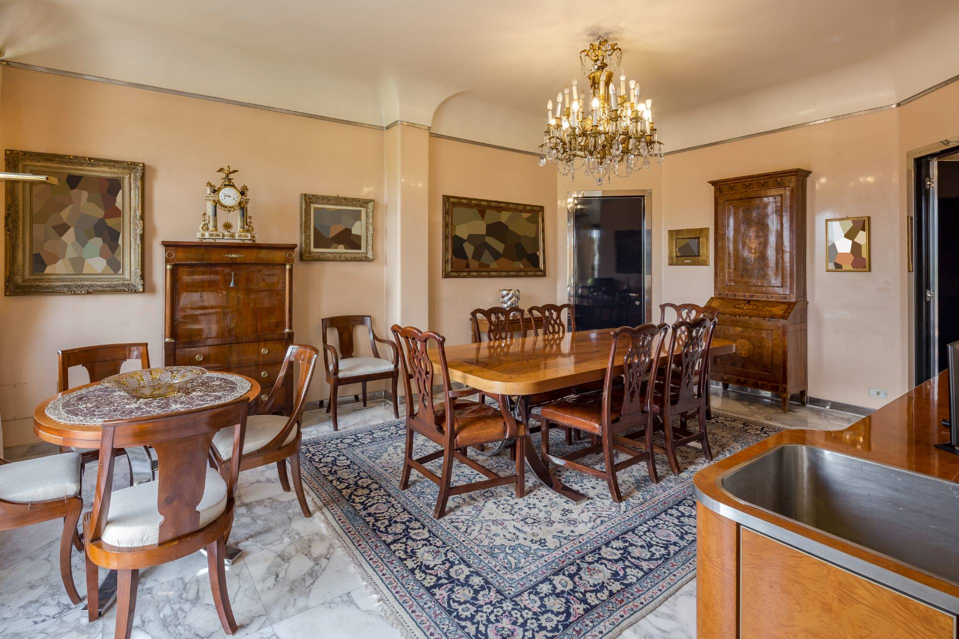 Beautiful residence with terrace in Via Senato - 12