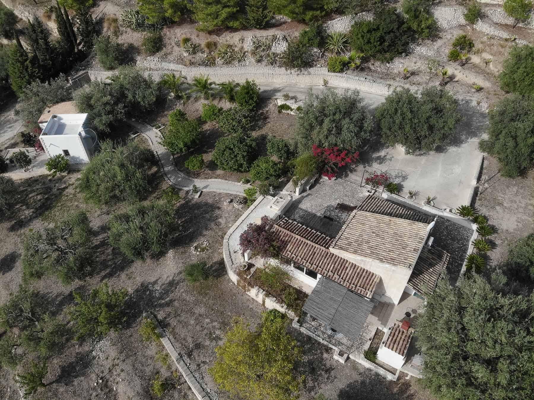 Prestigiosa proprietà sulle splendide colline di Noto - 33
