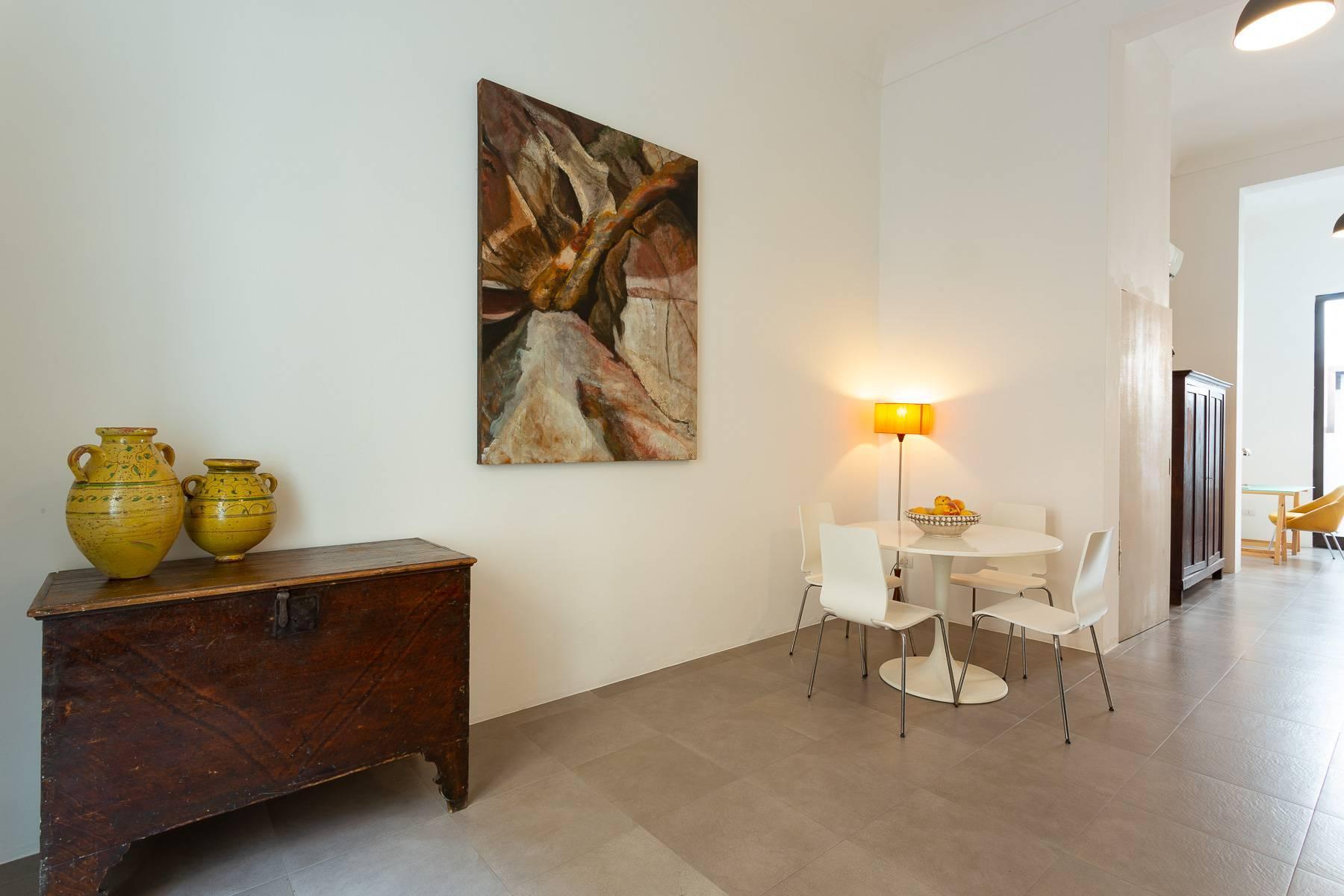 Luminoso appartamento con terrazzo nel cuore di Noto - 8